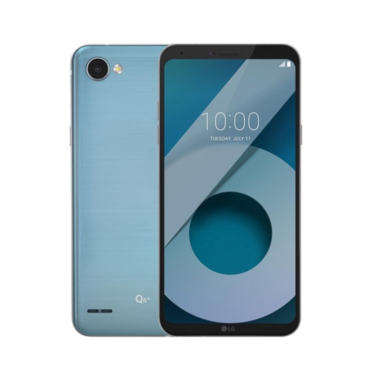 9d38d3af6 LG Q6+ 64GB Dual Sim Platinum (M700)
