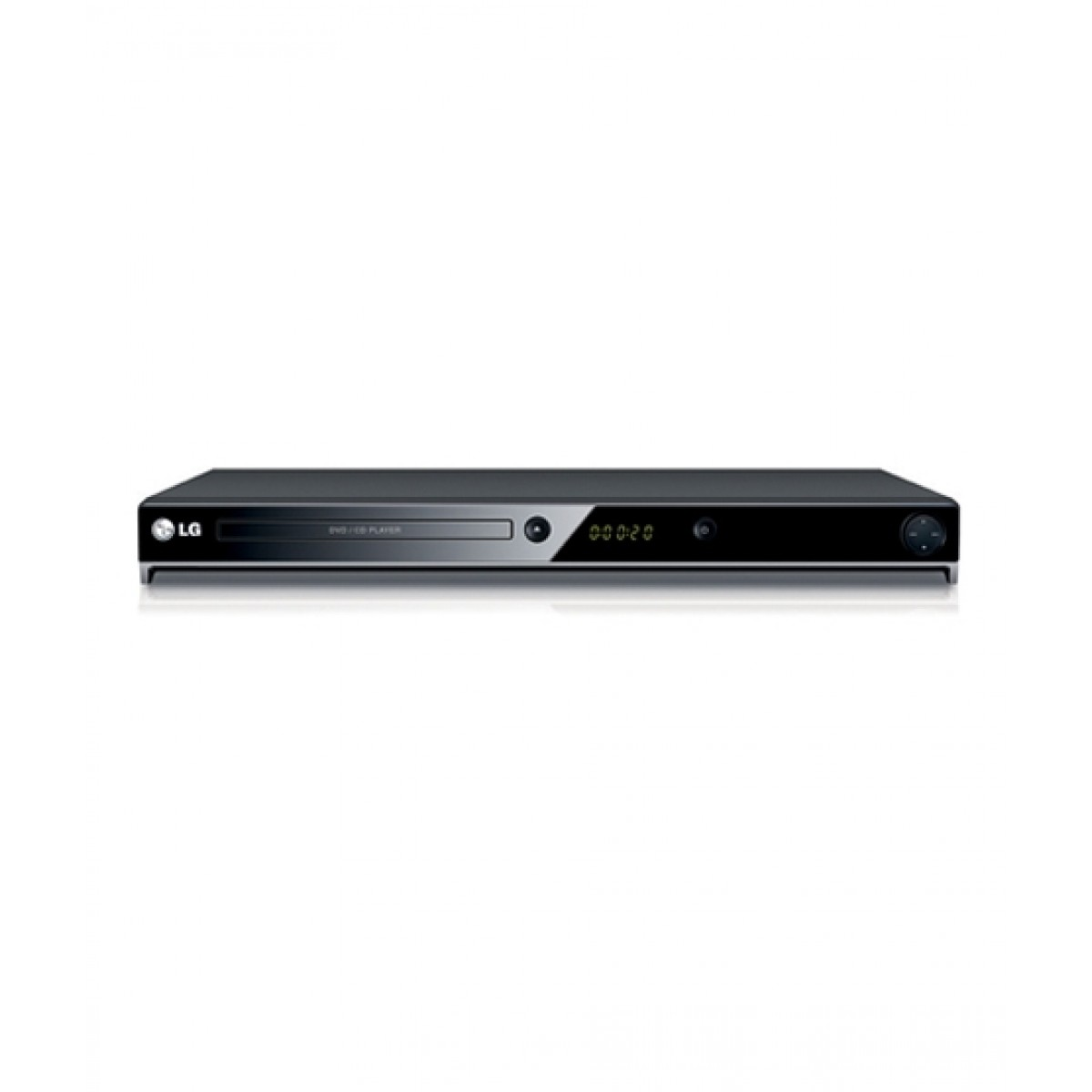 LG Slim Multi Format DVD Player (DV550)