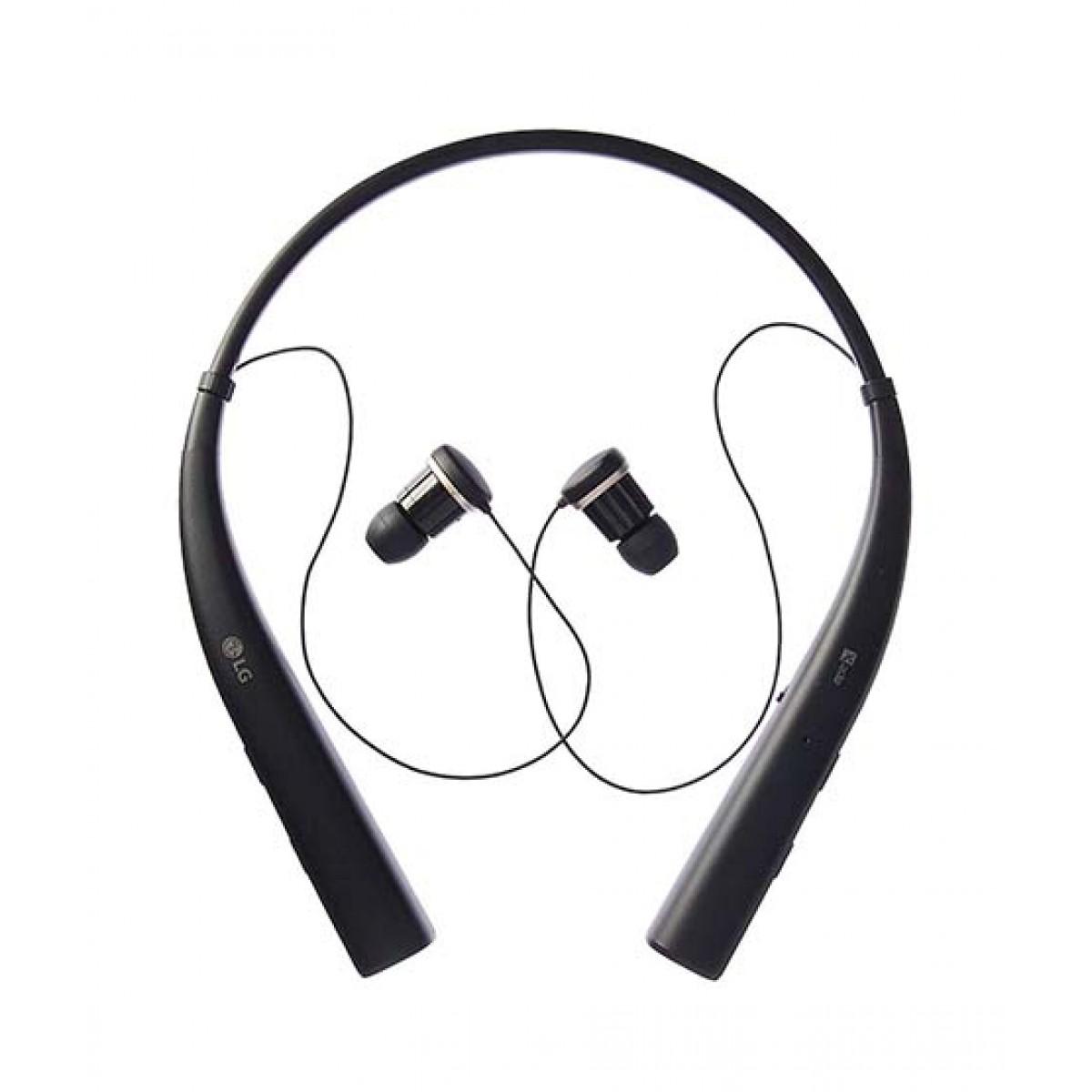 Lg Tone Pro Wireless Stereo Headset Price In Pakistan Buy Lg Tone Pro Headset Black Hbs 780 Ishopping Pk