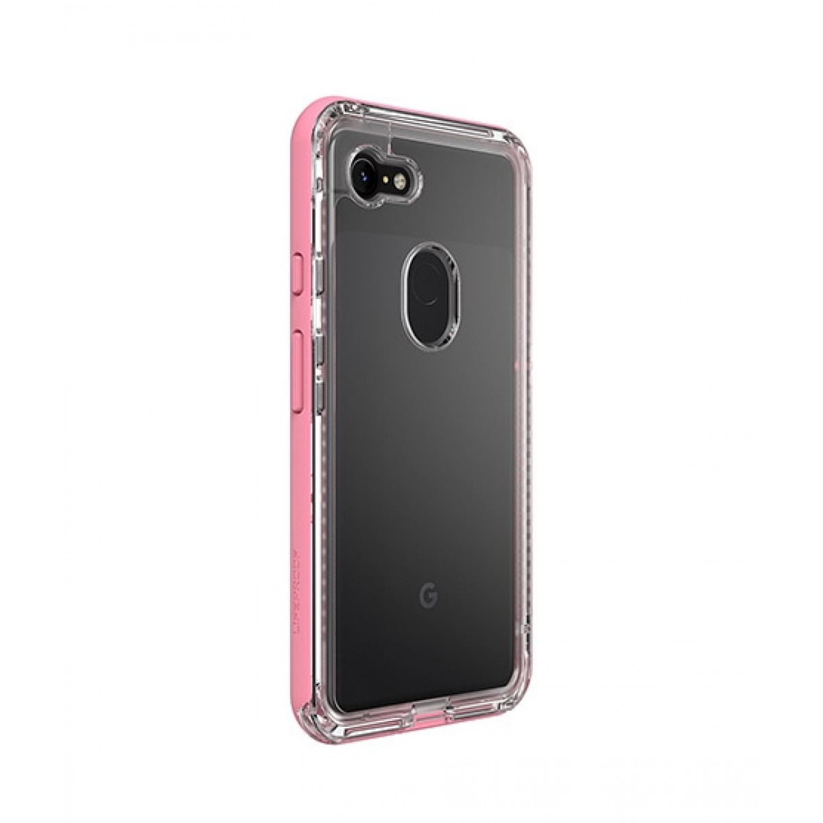 the best attitude 780f9 aba82 LifeProof Next Cactus Rose Crystal Case for Google Pixel 3 XL
