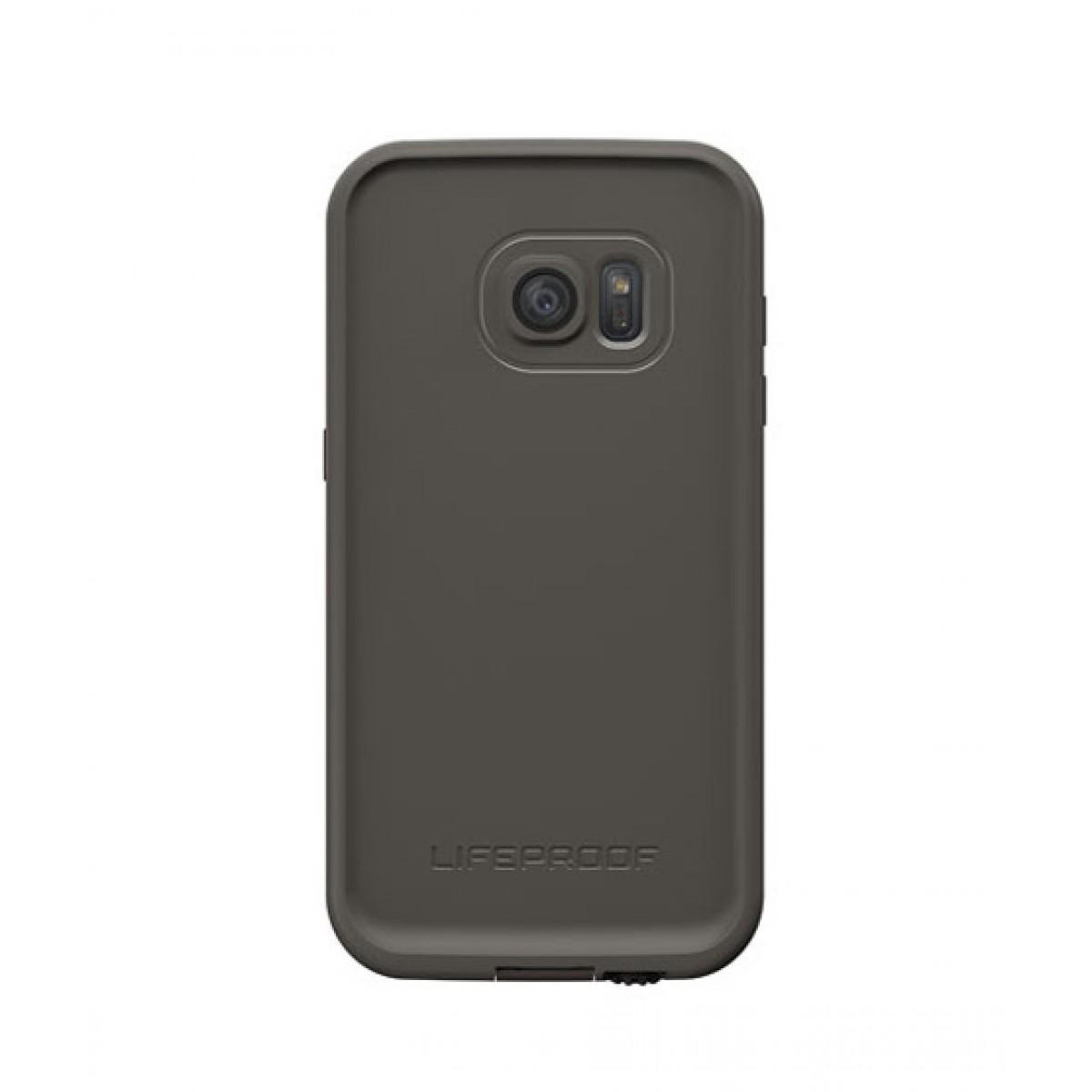 half off d7dd5 107c1 LifeProof Fre Case Grind Grey For Galaxy S7