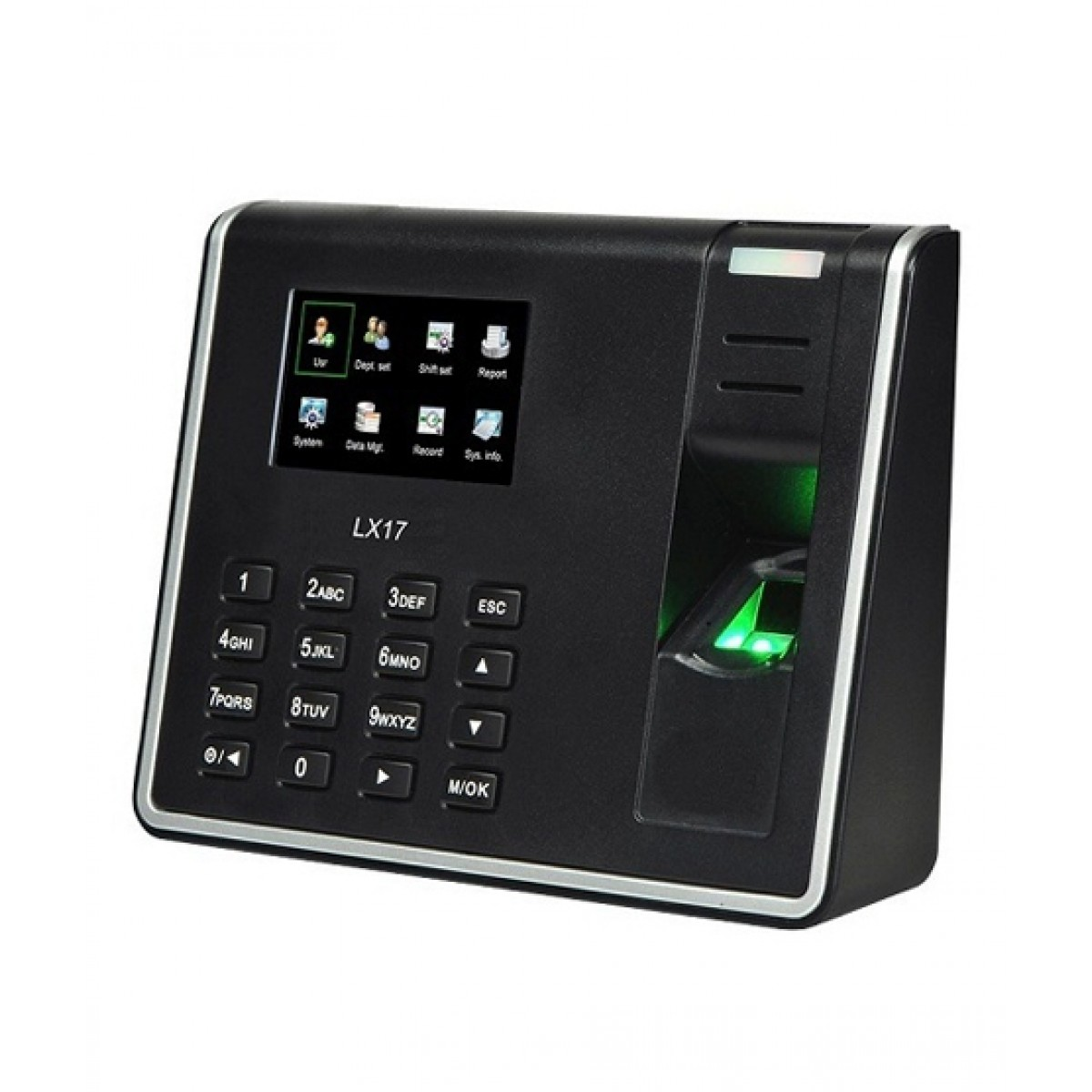 Link Corporation 3 in 1 Biometric Fingerprint Time Attendance Machine