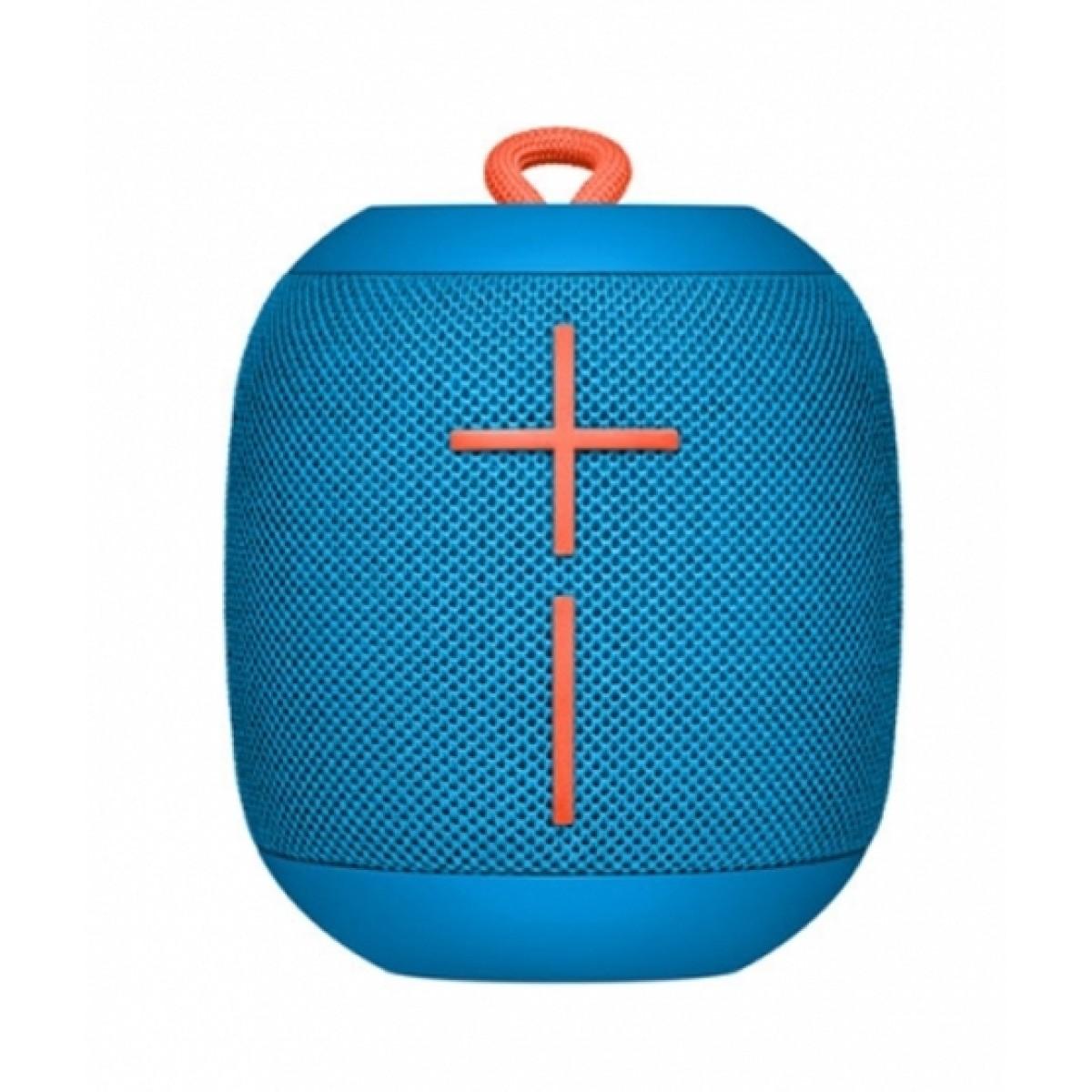 Logitech Ultimate Ears Wonderboom Portable Bluetooth Speaker Blue (984-000870)