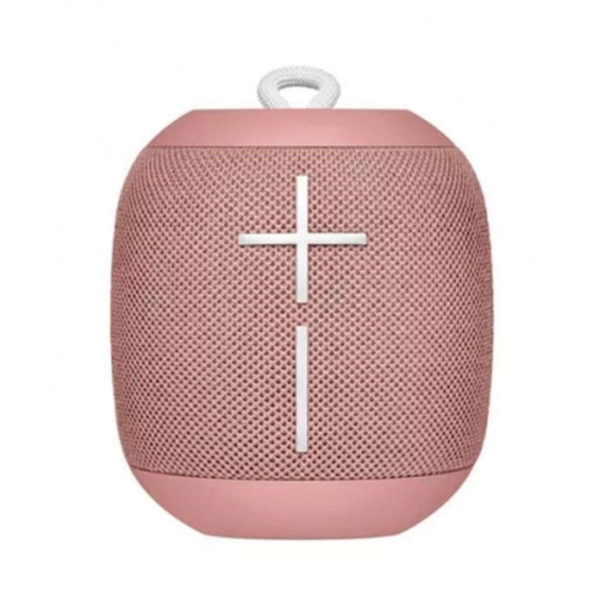 Logitech Ultimate Ears Wonderboom Portable Bluetooth Speaker Pink (984-000872)