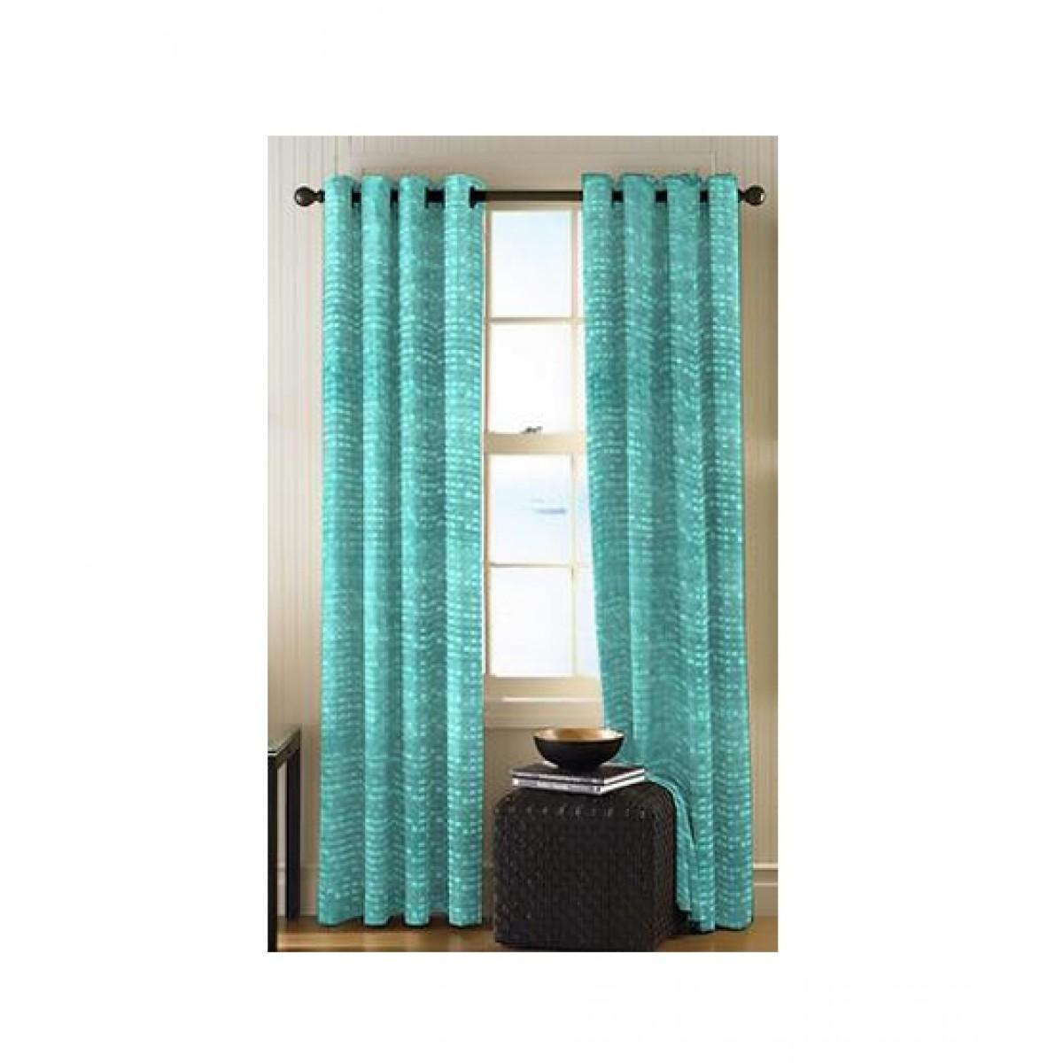 Maguari Zippered Mattress Cover Price In Pakistan Buy Pair Of Pq Jacquard Curtain Sea Green 0038 Ishopping Pk