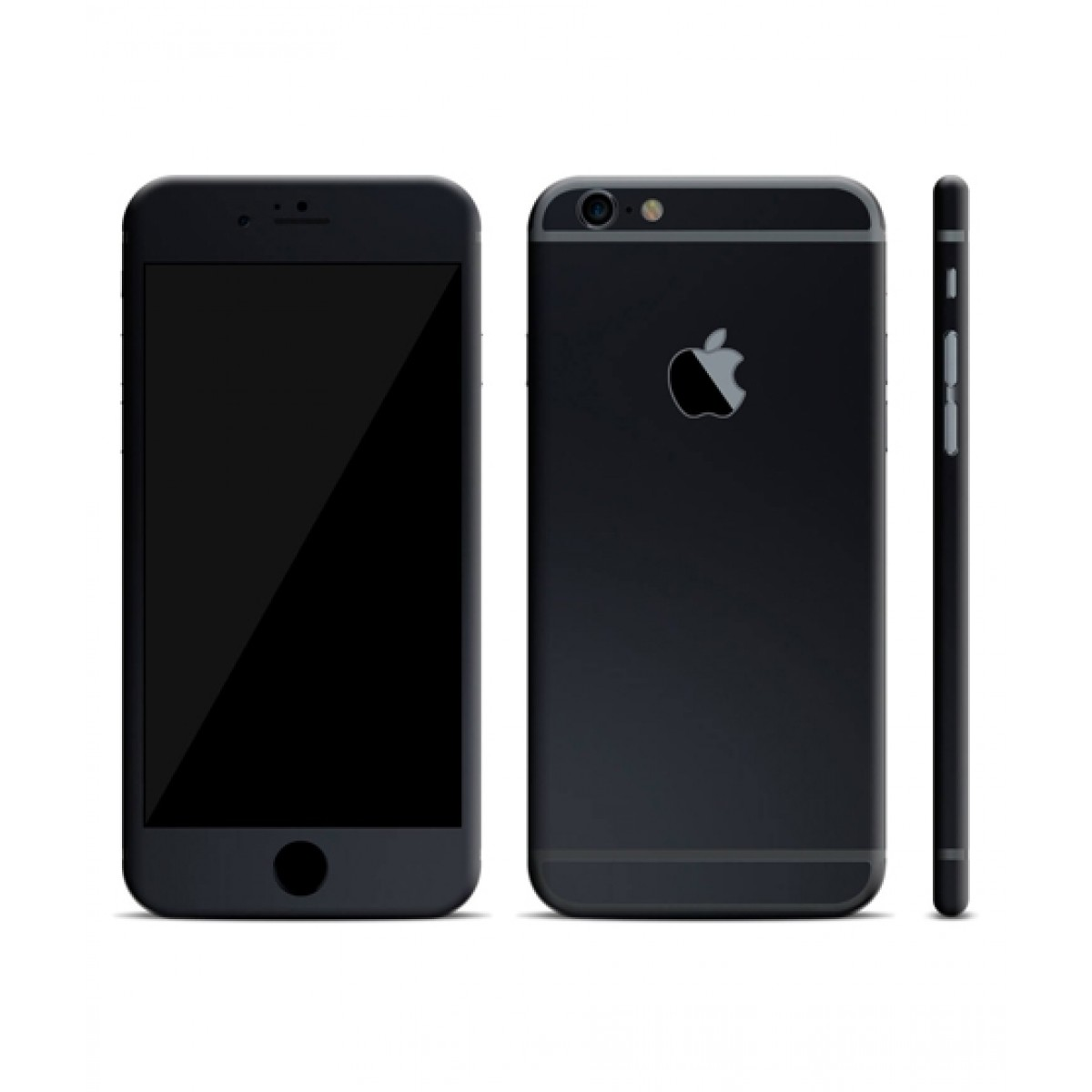 Decorators Skin Protector For Iphone 6 6s Matte Black Price In Pakistan Buy Decorators Skin Protector Matte Black Ishopping Pk
