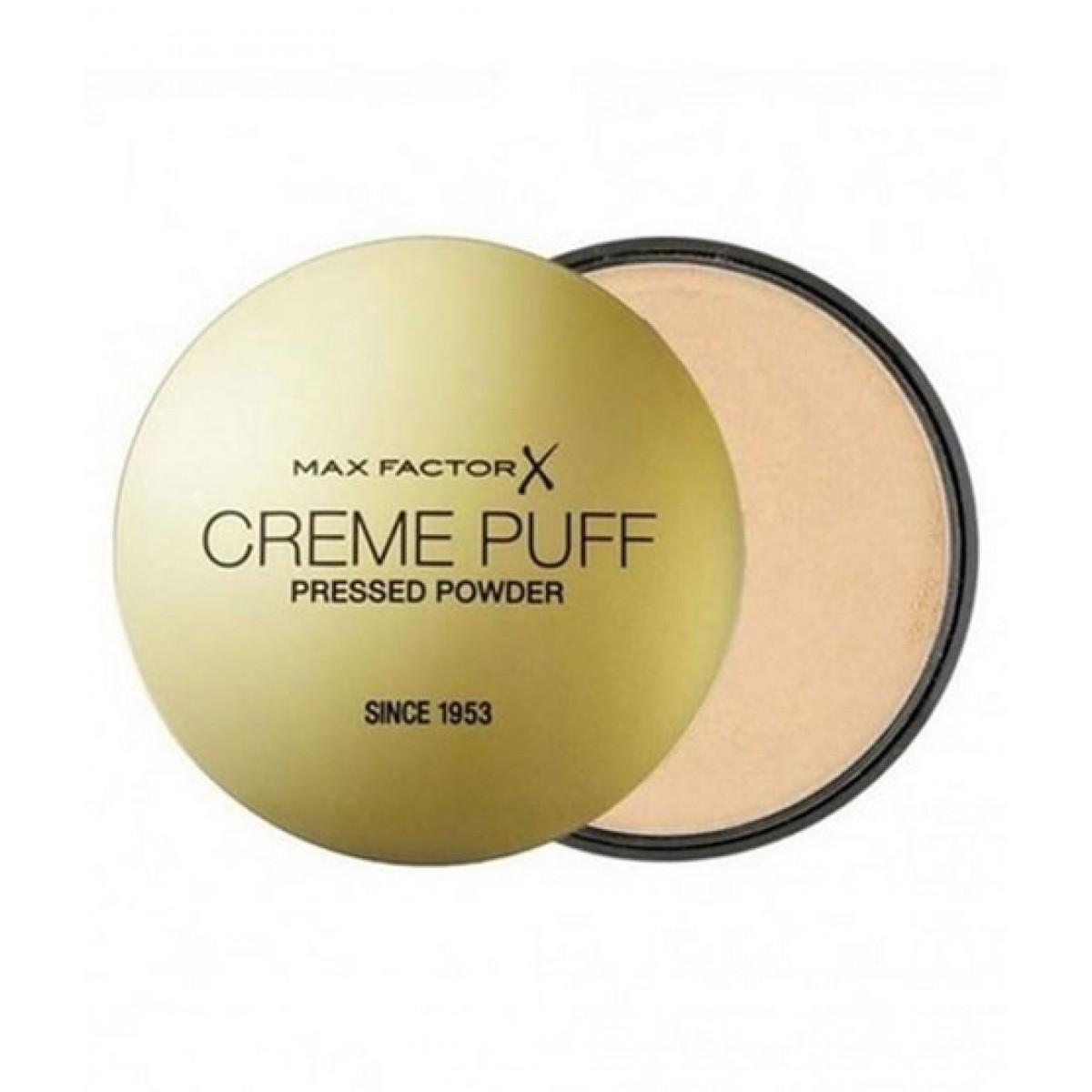 Moderne Max Factor Creme Puff Pressed Powder Price in Pakistan | Buy Max GB-89