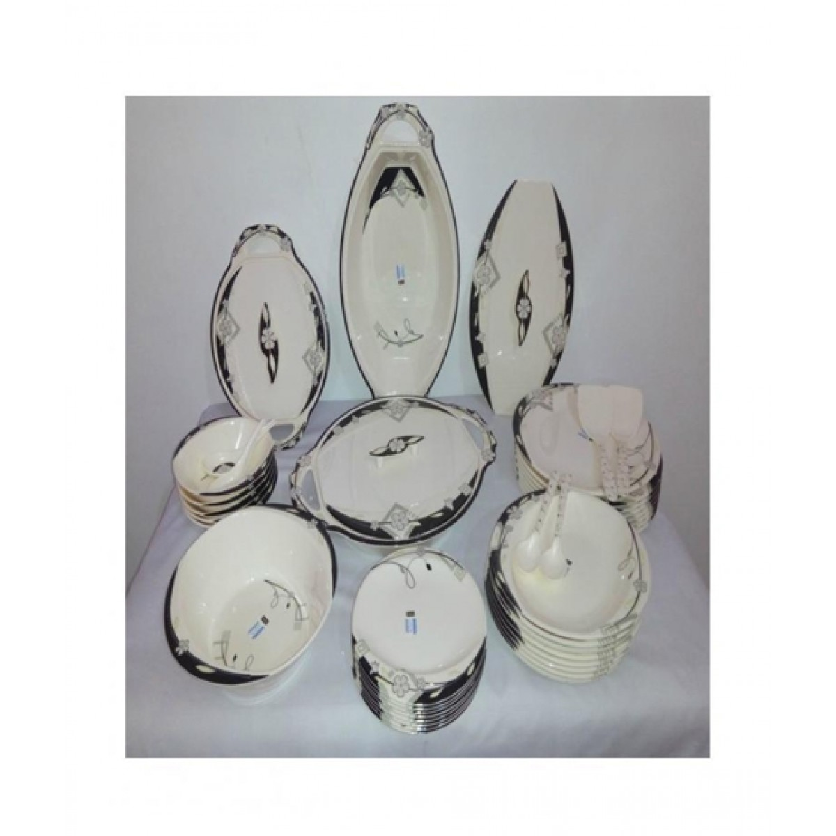 4a1145e0fef MB Traders Milton Texture Dinner Set Price in Pakistan
