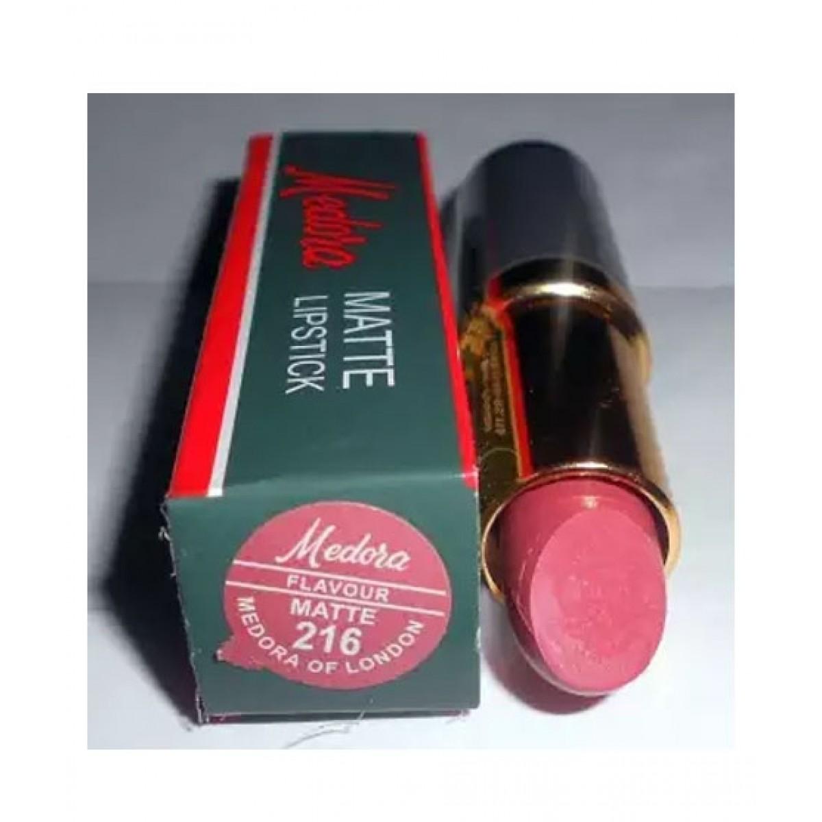 Medora Matte Lipstick Flavour Price In Pakistan Buy Medora Matte Lipstick 216 Ishopping Pk