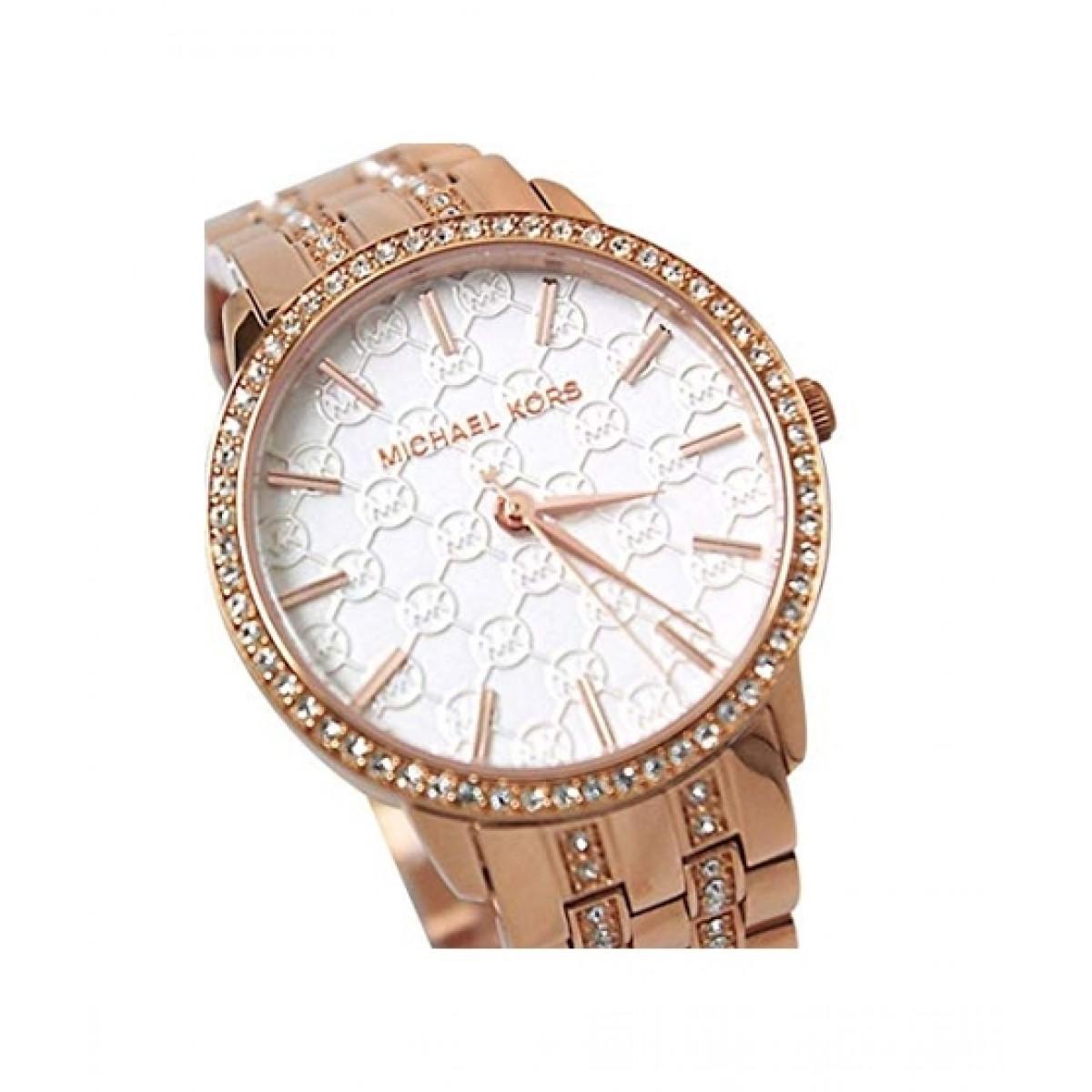 39980ce4e37f Michael Kors Women's Watch (MK3183) Price in Pakistan | Buy Michael Kors  Lady Nini Women's Watch Rose Gold (MK3183) | iShopping.pk
