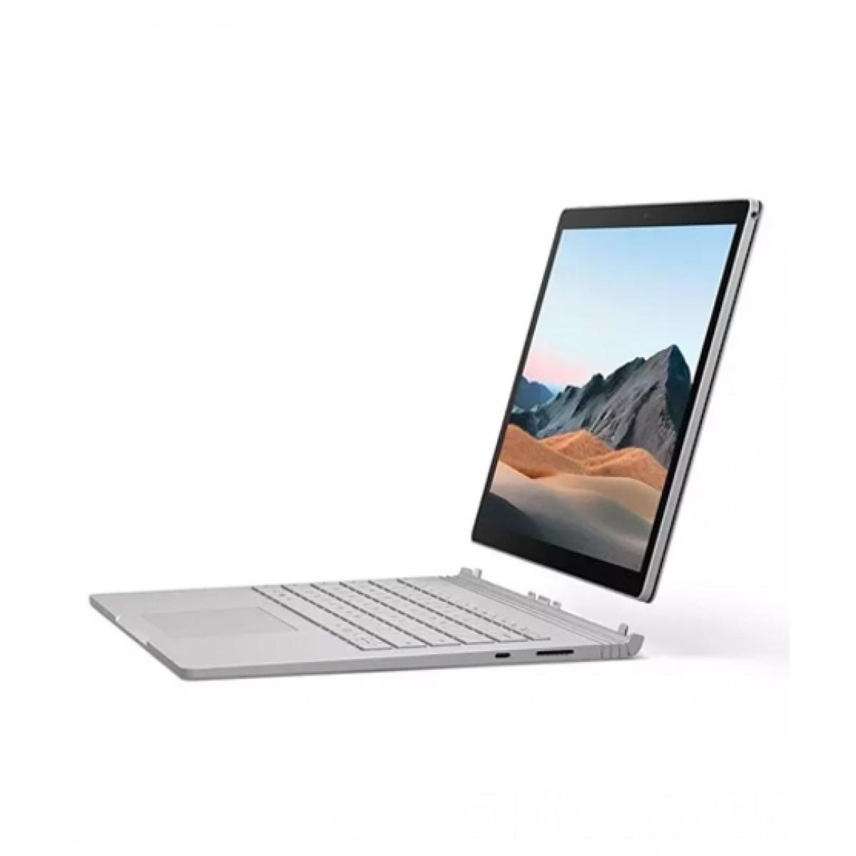 Microsoft Surface Book 3 13.5 Core i5 10th Gen 256GB SSD 8GB Platinum