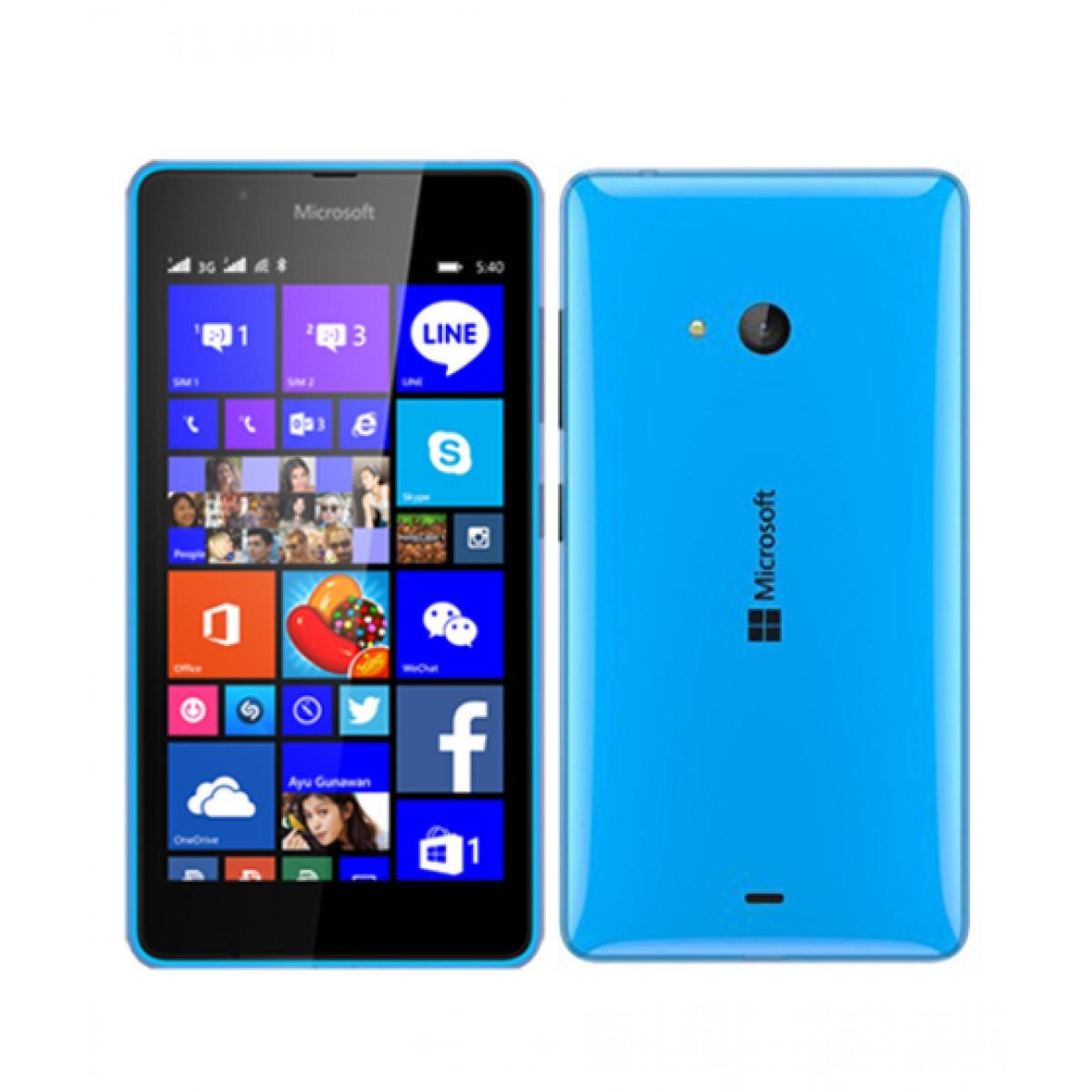 Microsoft Lumia 540 Dual Sim Blue