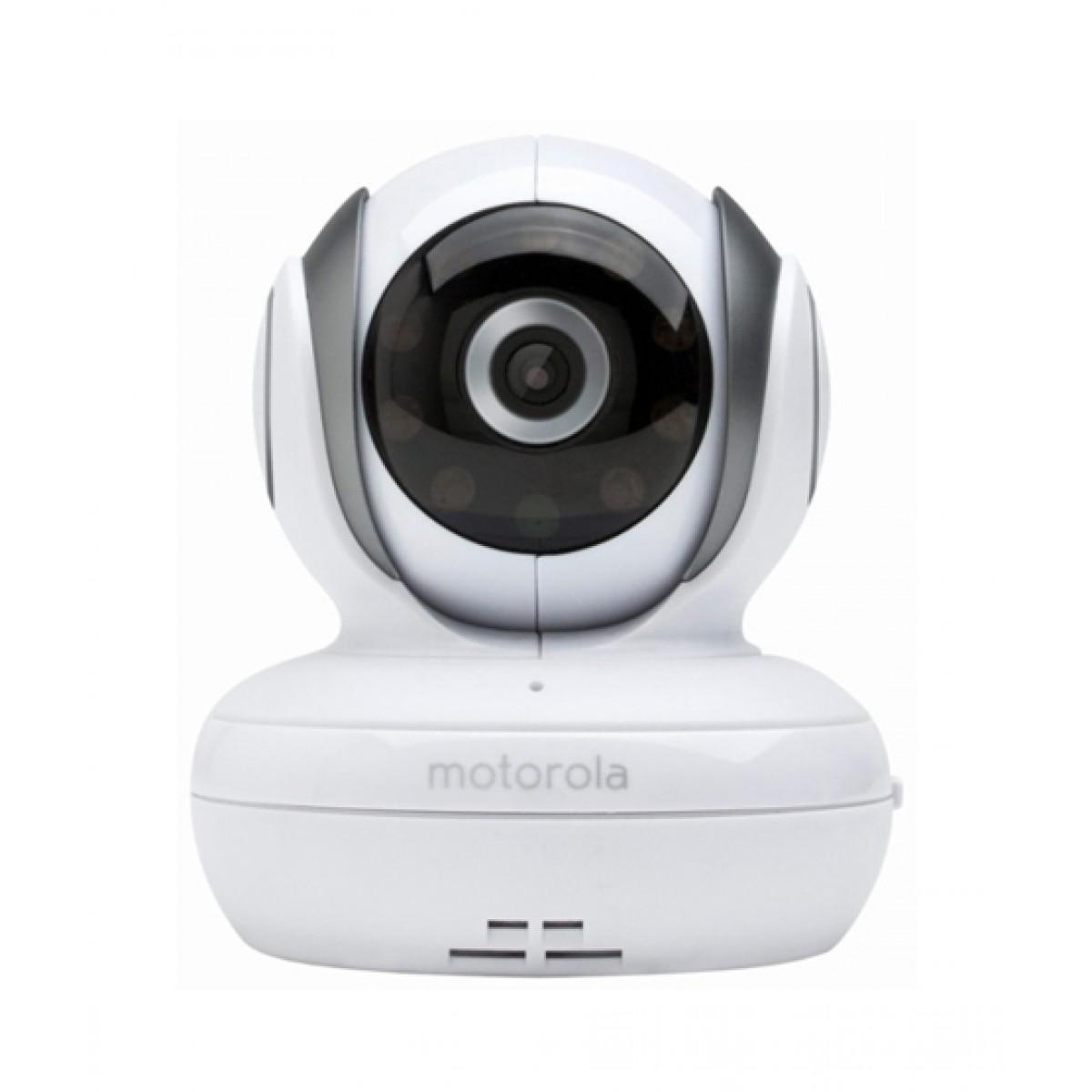 Motorola Add On Wireless Camera White (MOTO-MBP36SBU)