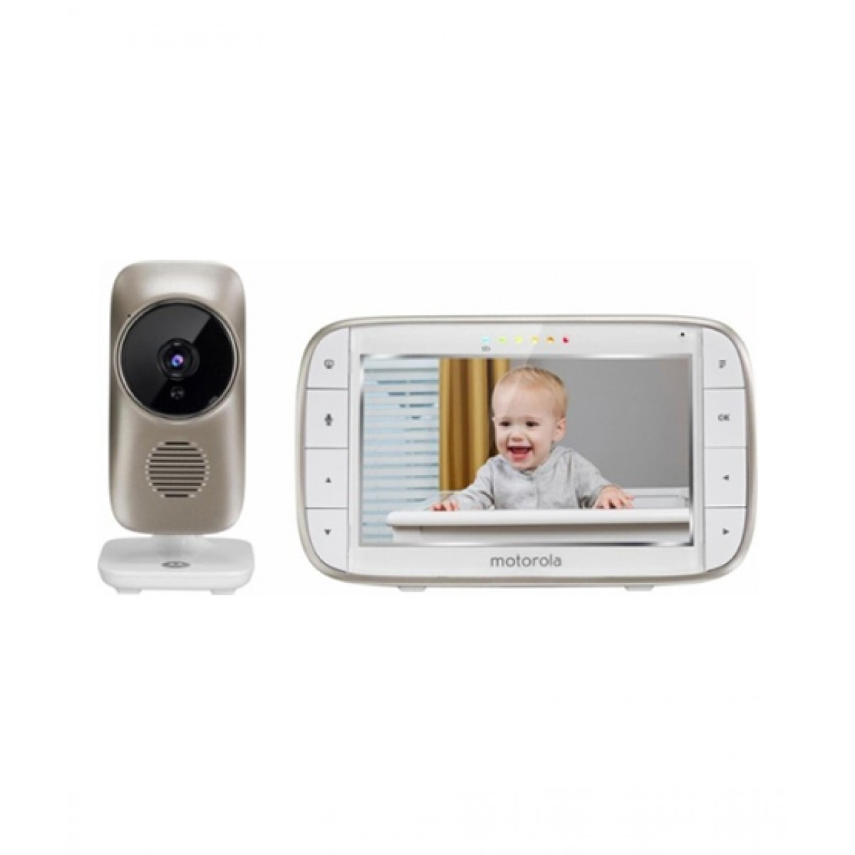 Motorola Baby Video Monitor White (MBP845CONNECT)