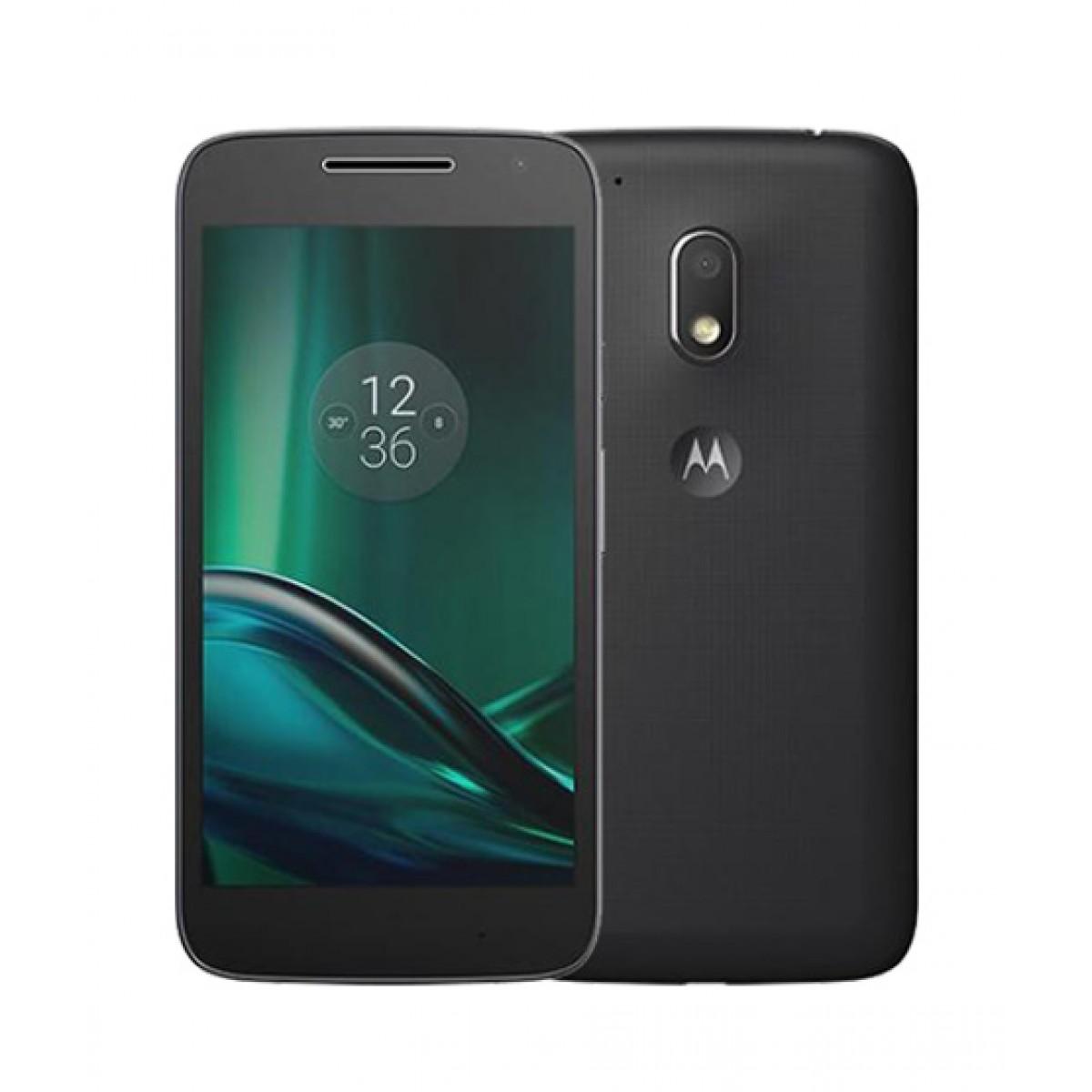 Motorola Moto G4 Play 4th Gen 16GB Black (XT1607)