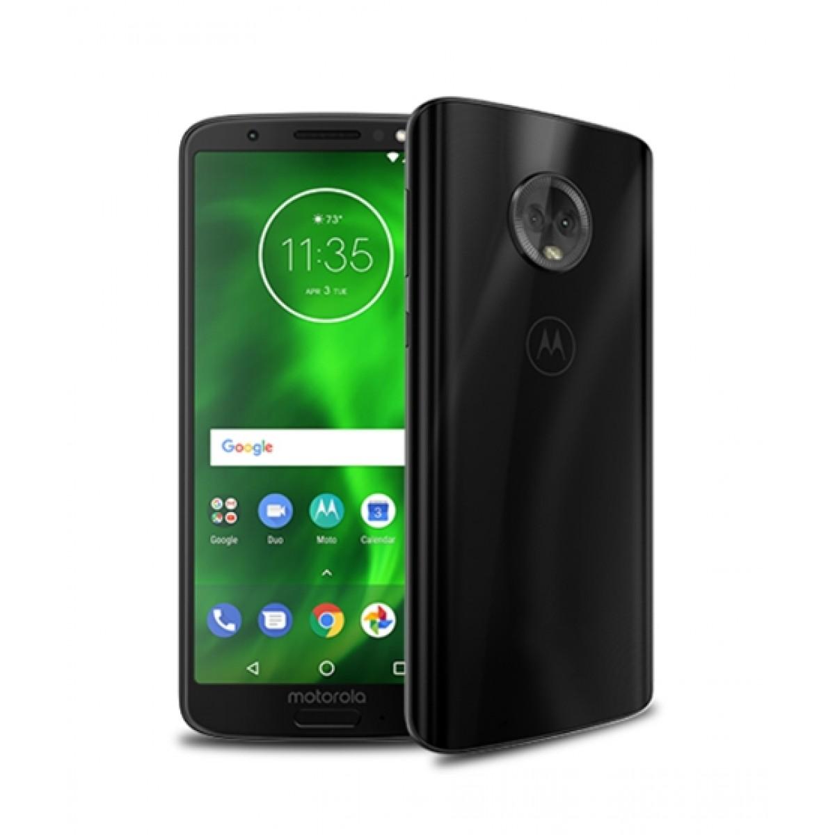 Motorola Moto G6 32GB Dual Sim Black