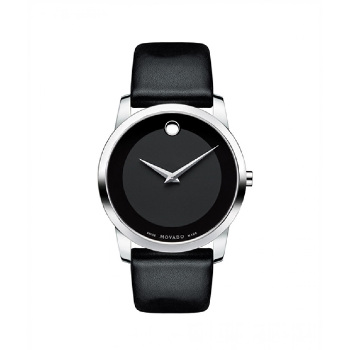 Movado Museum Classic Men's Watch Black (0606502)