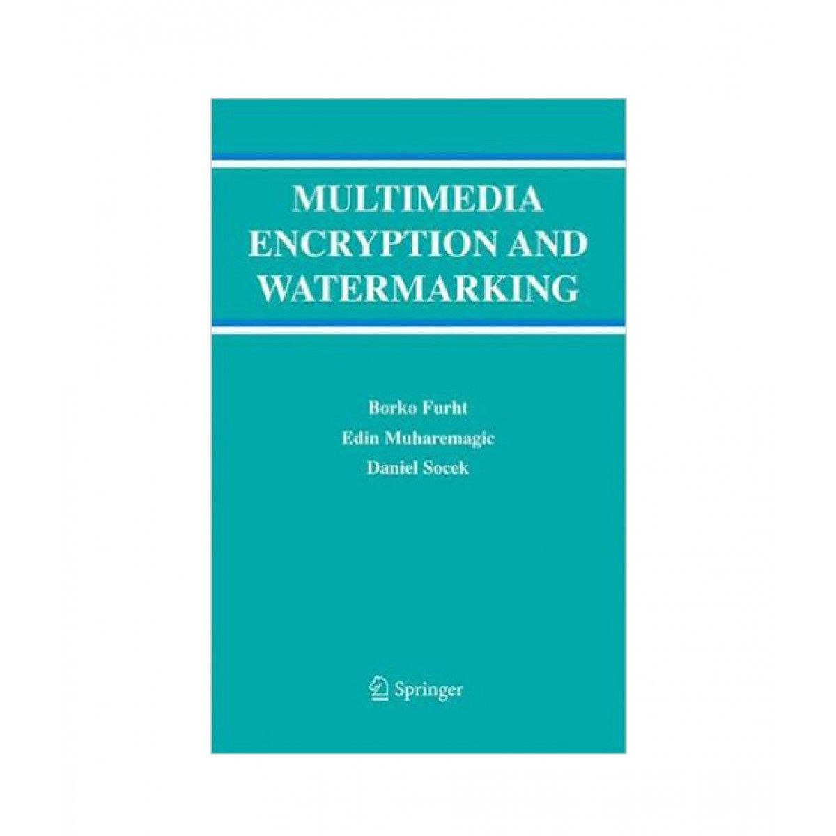 Multimedia Encryption and Watermarking Book 2005th Edition