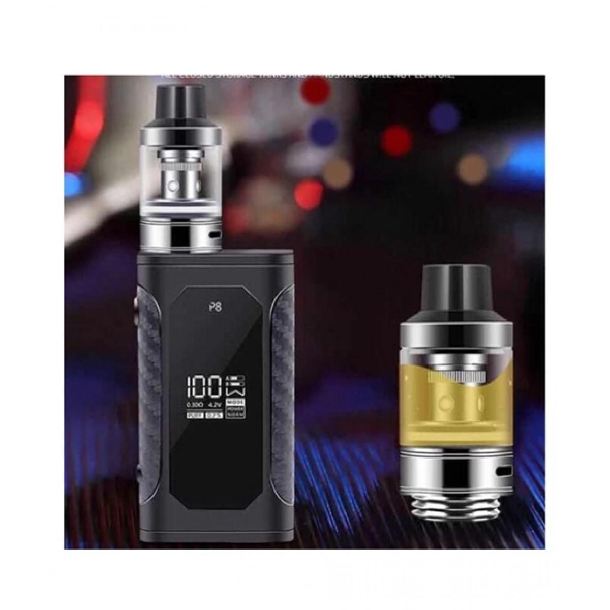 Muzamil Store Vaporizer Kit Vape Mod 100W Electronic Cigarette