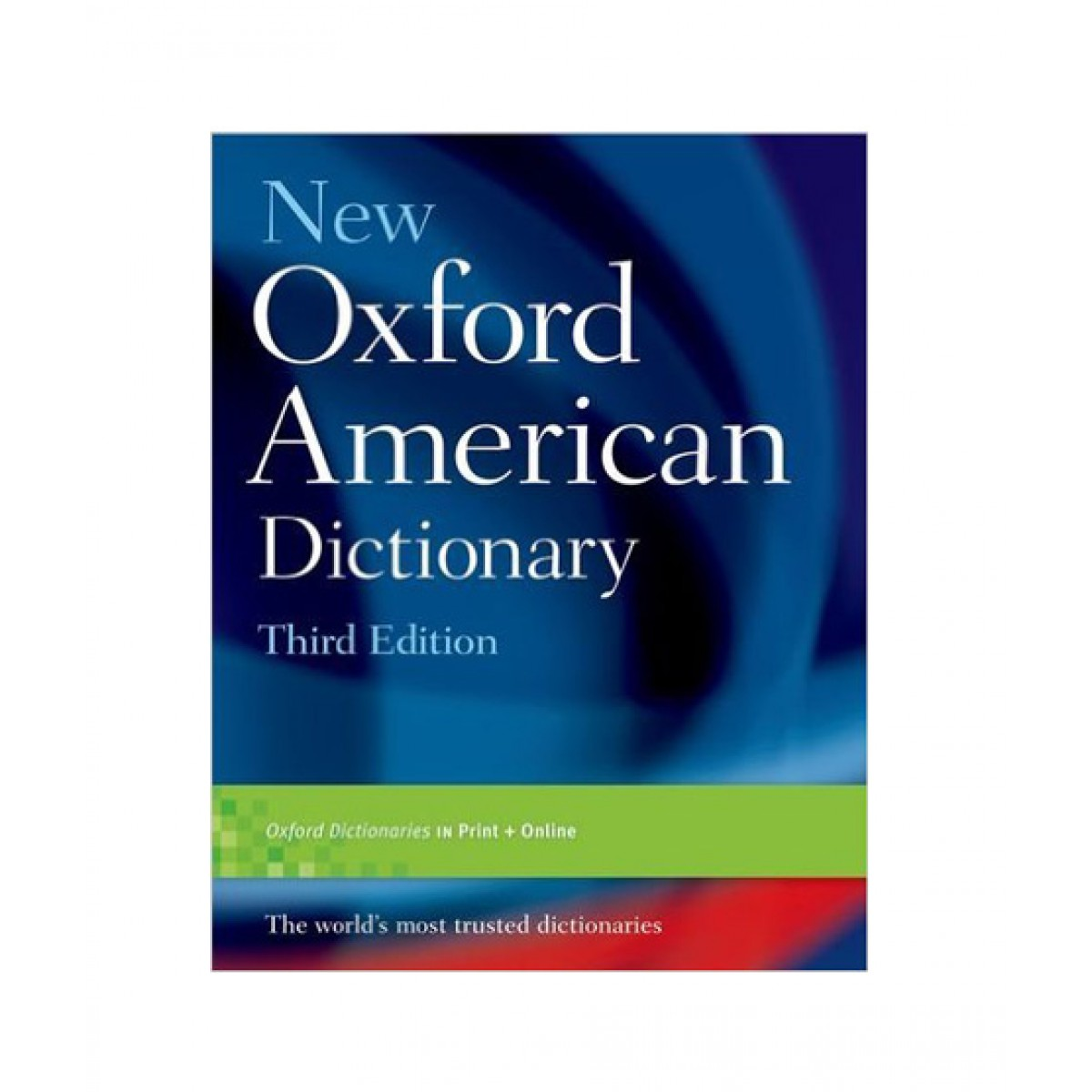 New Oxford American Dictionary Book 3rd Edition