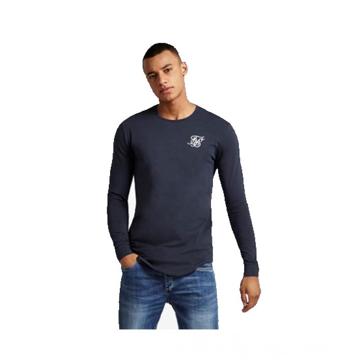 518fc3f521bef0 Long Sleeve Sik Silk T Shirt | Azərbaycan Dillər Universiteti