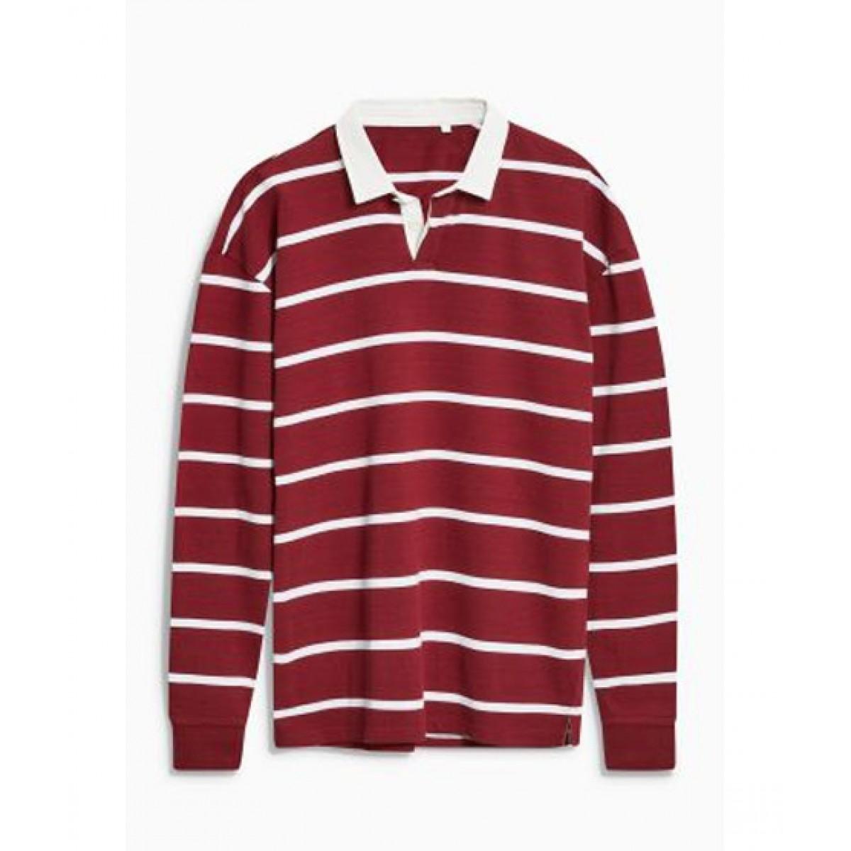 77843aacf04e Next Stripe Rugby Men s Polo T-Shirt Price in Pakistan