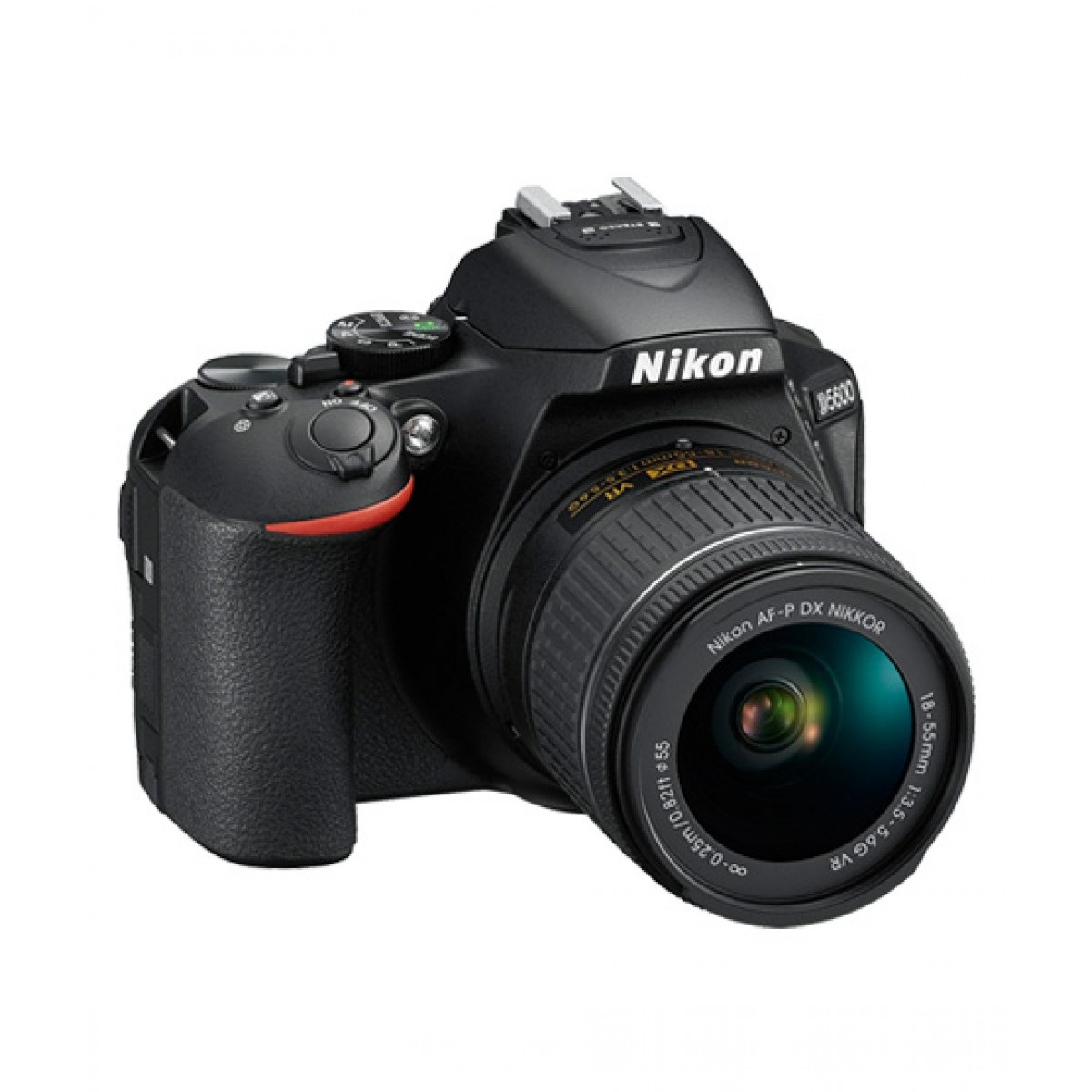Nikon D5600 DSLR Camera with 18-55mm VR Lens - International Warranty