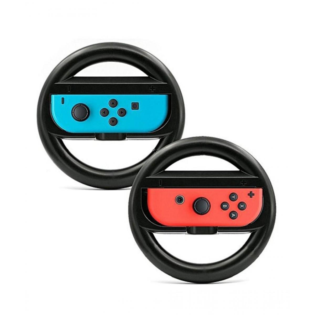 Nintendo Switch Joy-Con Wheel Pair L+R