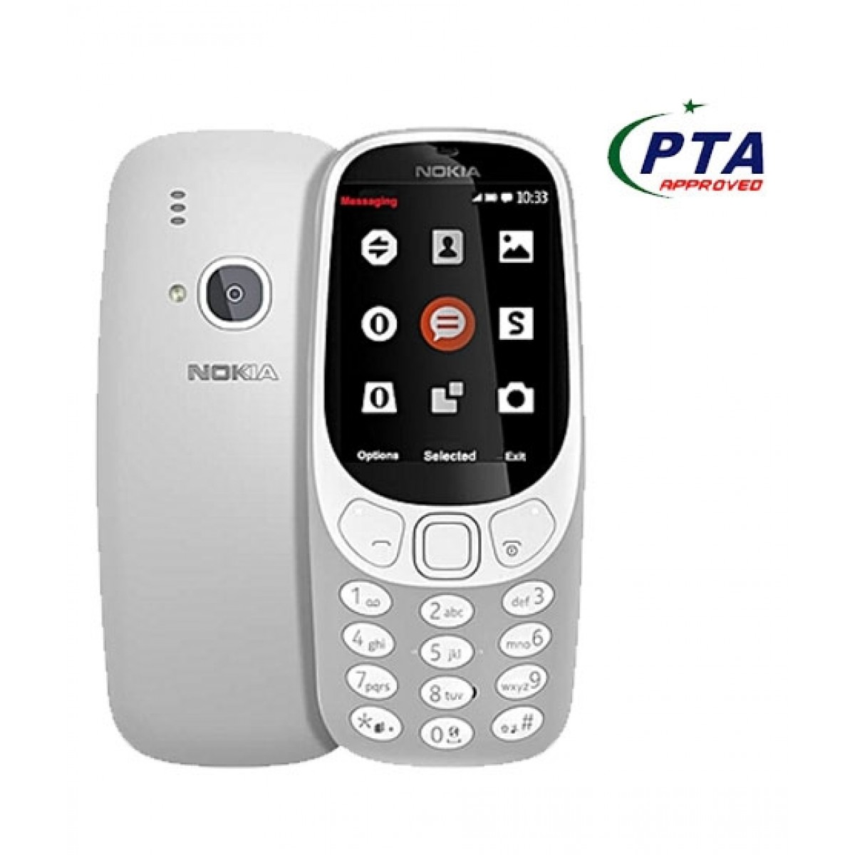Nokia 3310 Dual SIM Grey Price in Pakistan | Buy Nokia 3310 Dual SIM Grey |  iShopping.pk