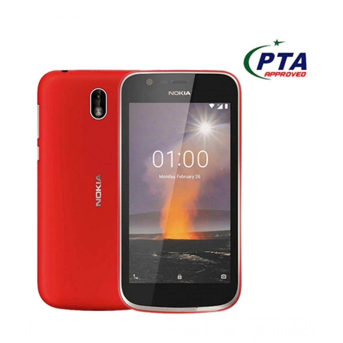Nokia 1 8GB Dual Sim Warm Red