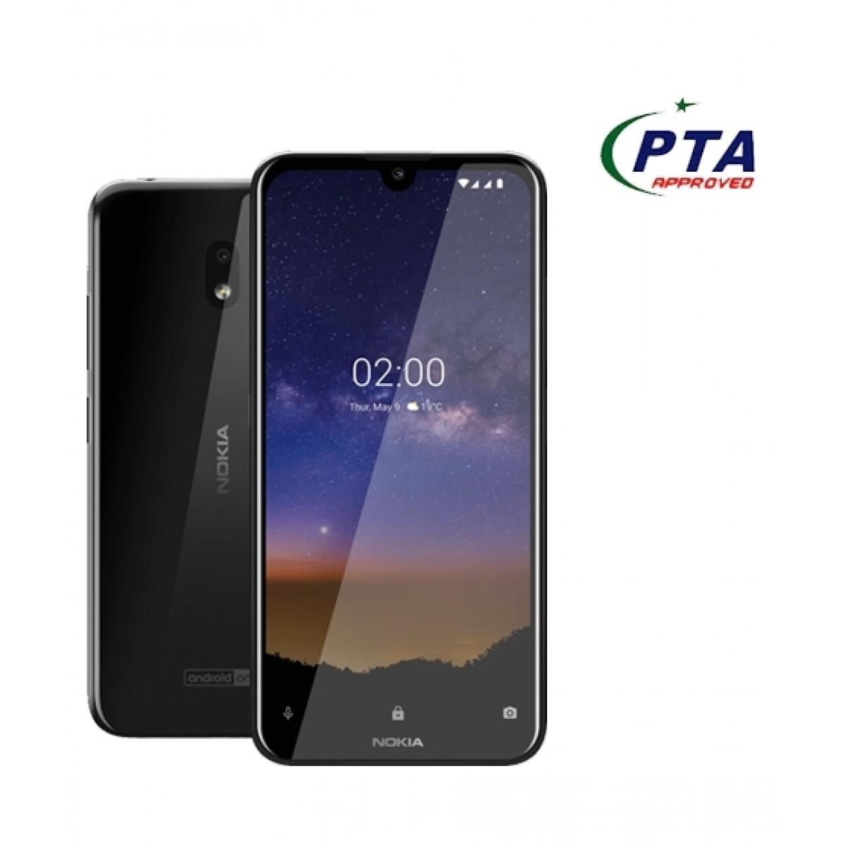 Nokia 2.2 32GB 3GB RAM Dual Sim Tungsten Black