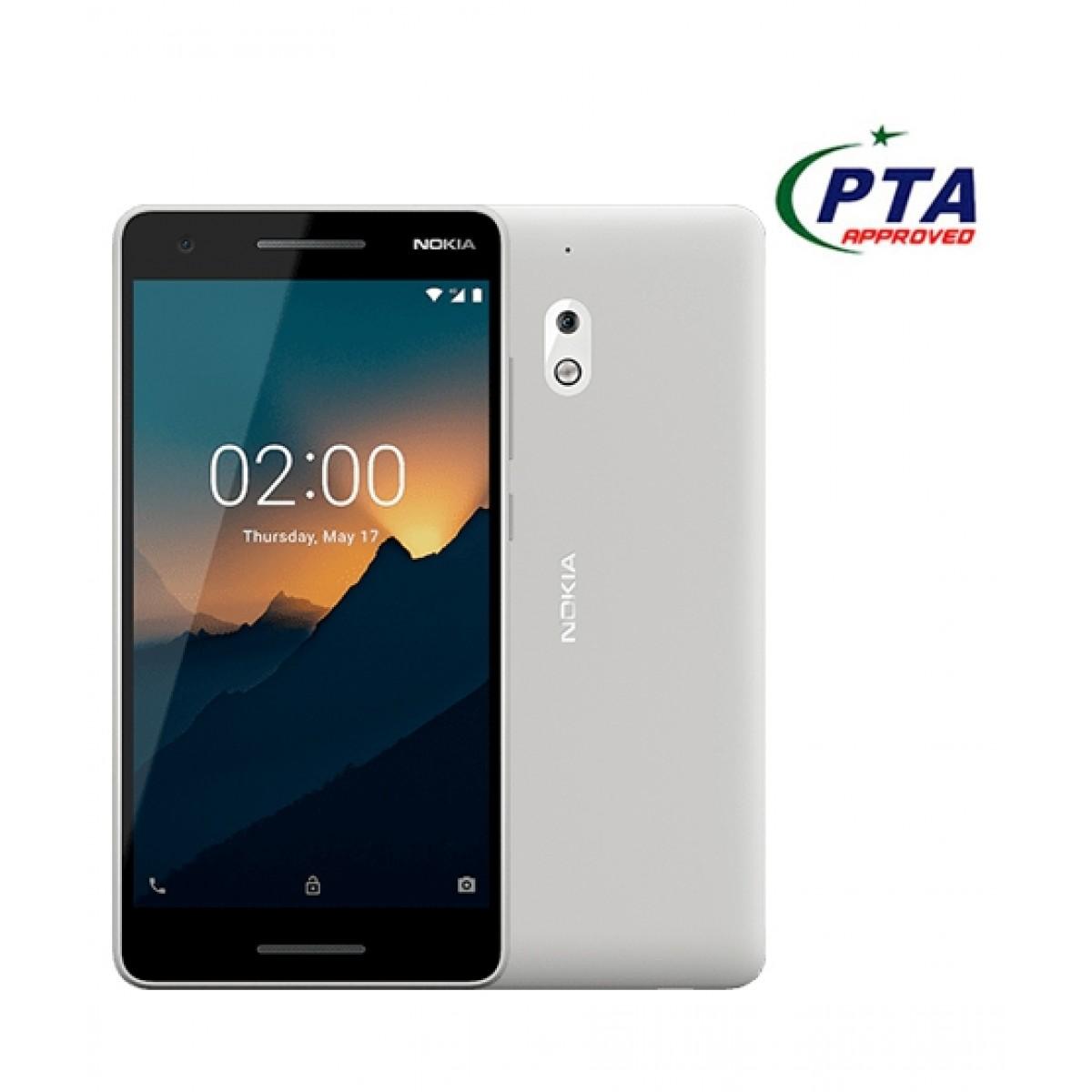 Nokia 2.1 8GB Dual Sim Grey/Silver