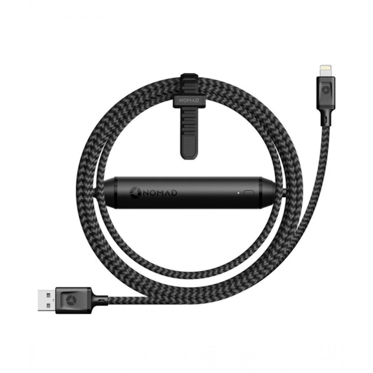 Nomad 2350mAh Lightning Battery Cable - 1.5M