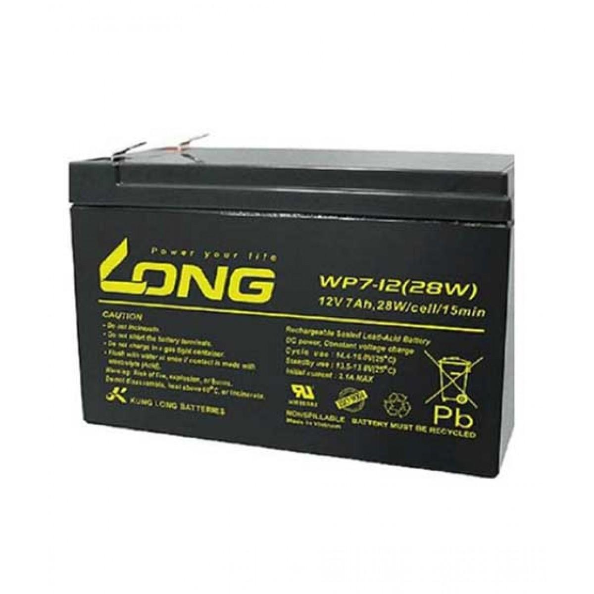 Noor Communication Long Dry 12V Battery
