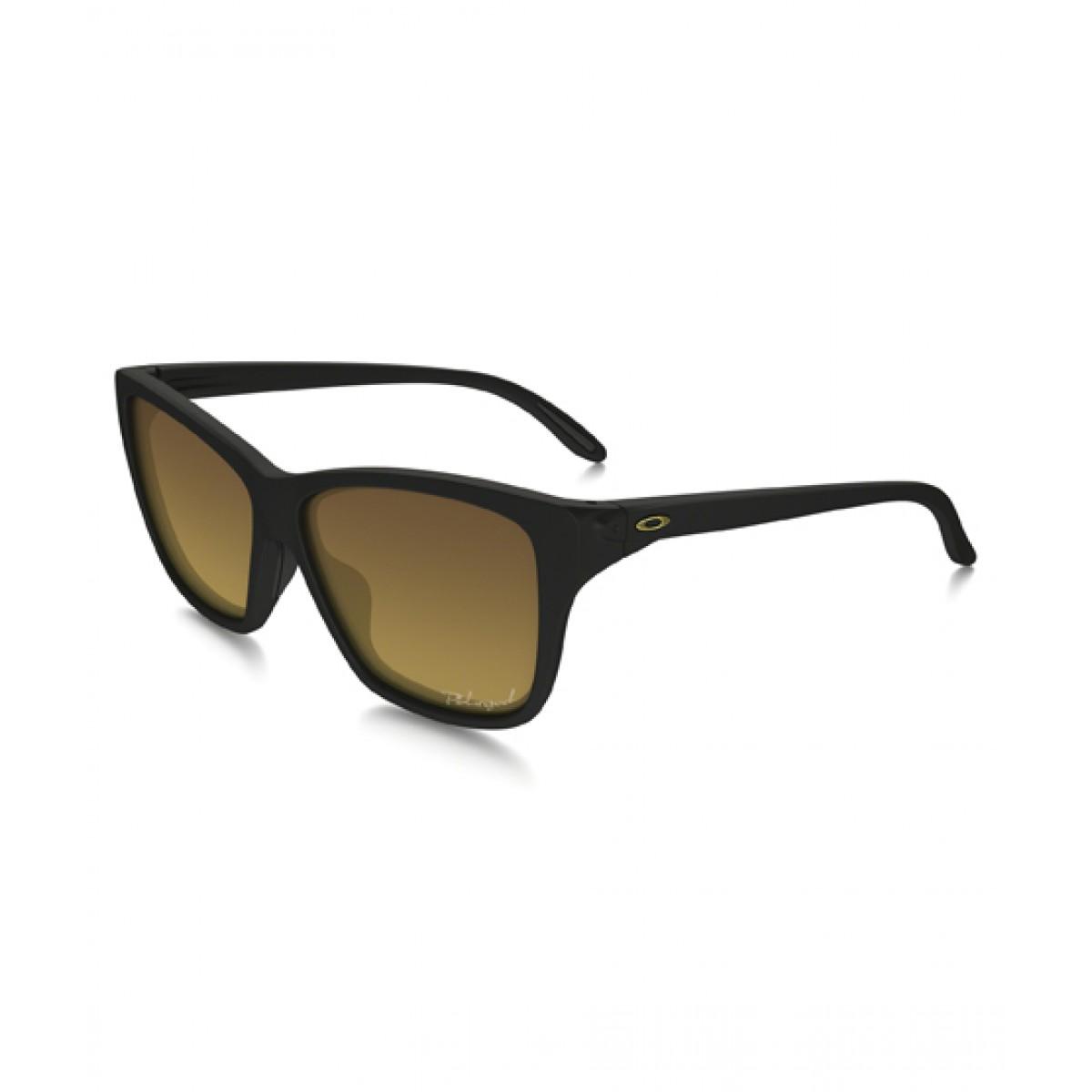 Oakley Women Polarized Hold On Sunglasses (9298-06)