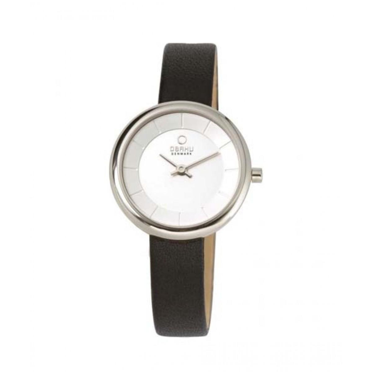 Obaku Harmony Women's Watch Black (V146LXCIRB)