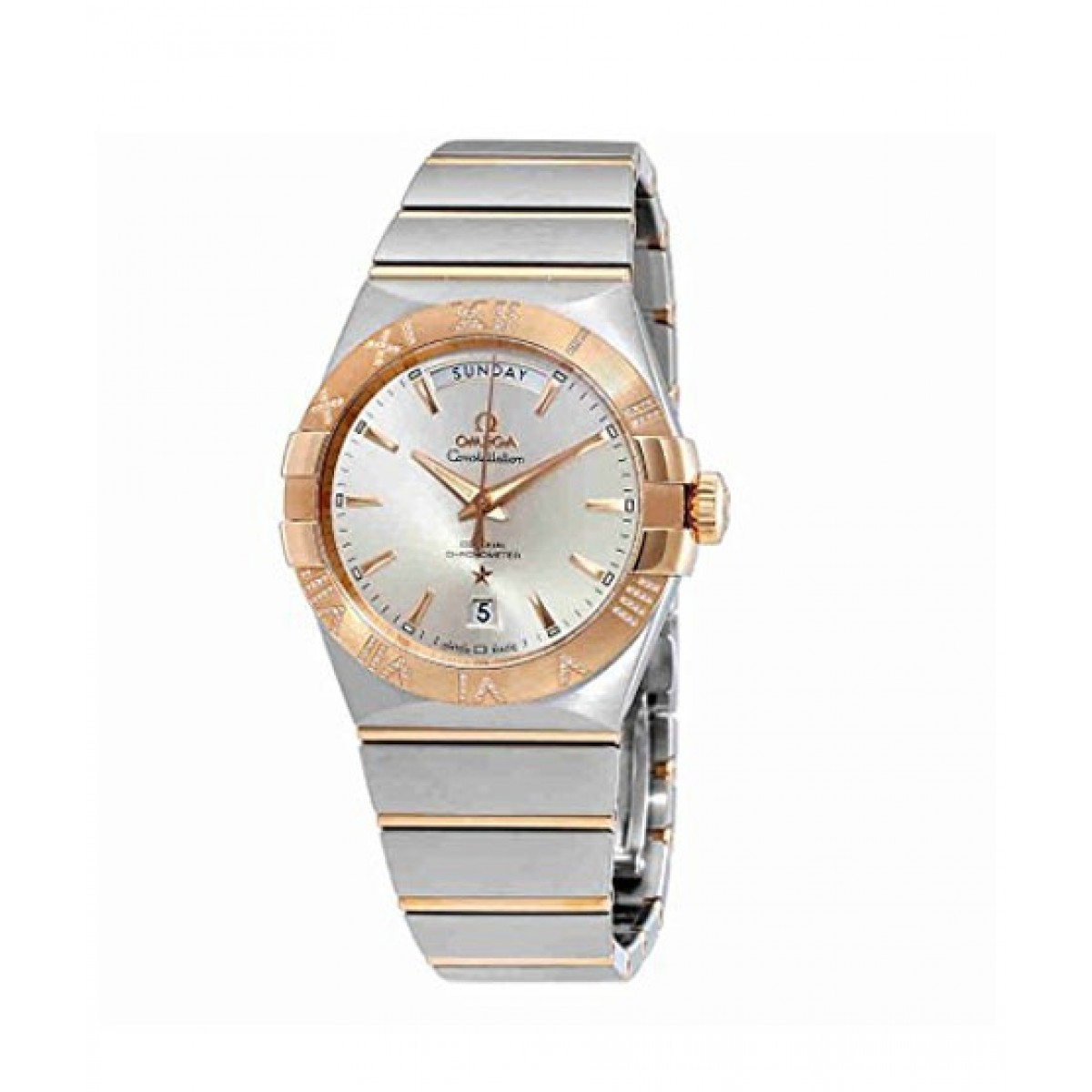 Omega Constellation Men S Watch Rose Gold Price In Pakistan Buy