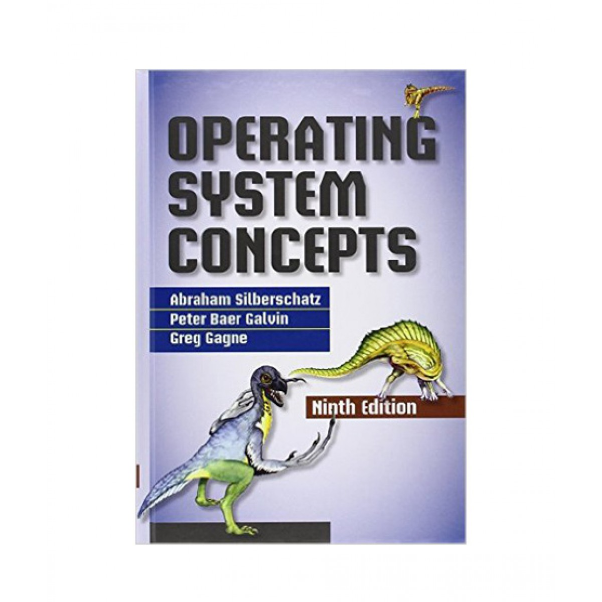 Operating Systems Book Silberschatz