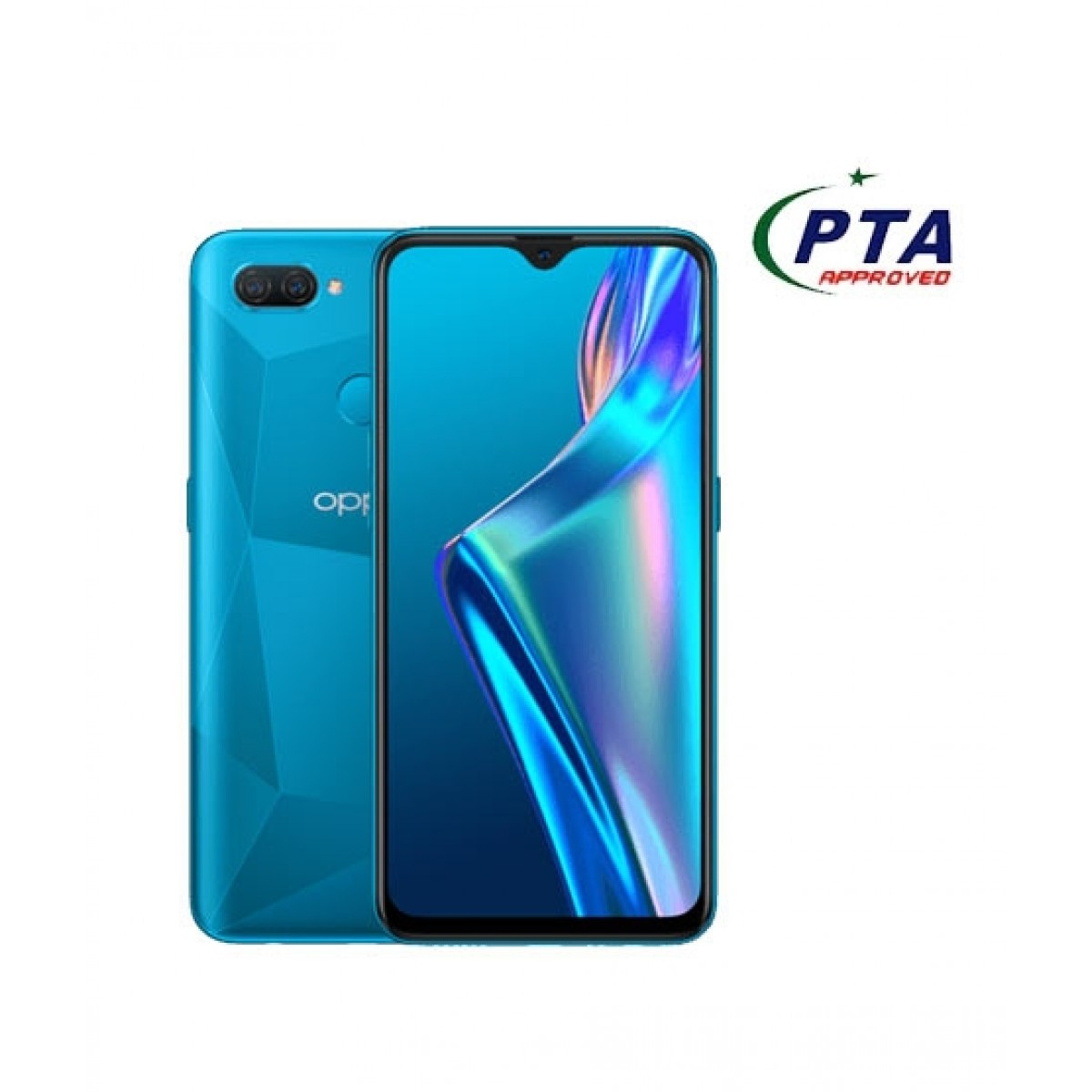 Oppo A12 32GB 3GB Dual Sim Blue