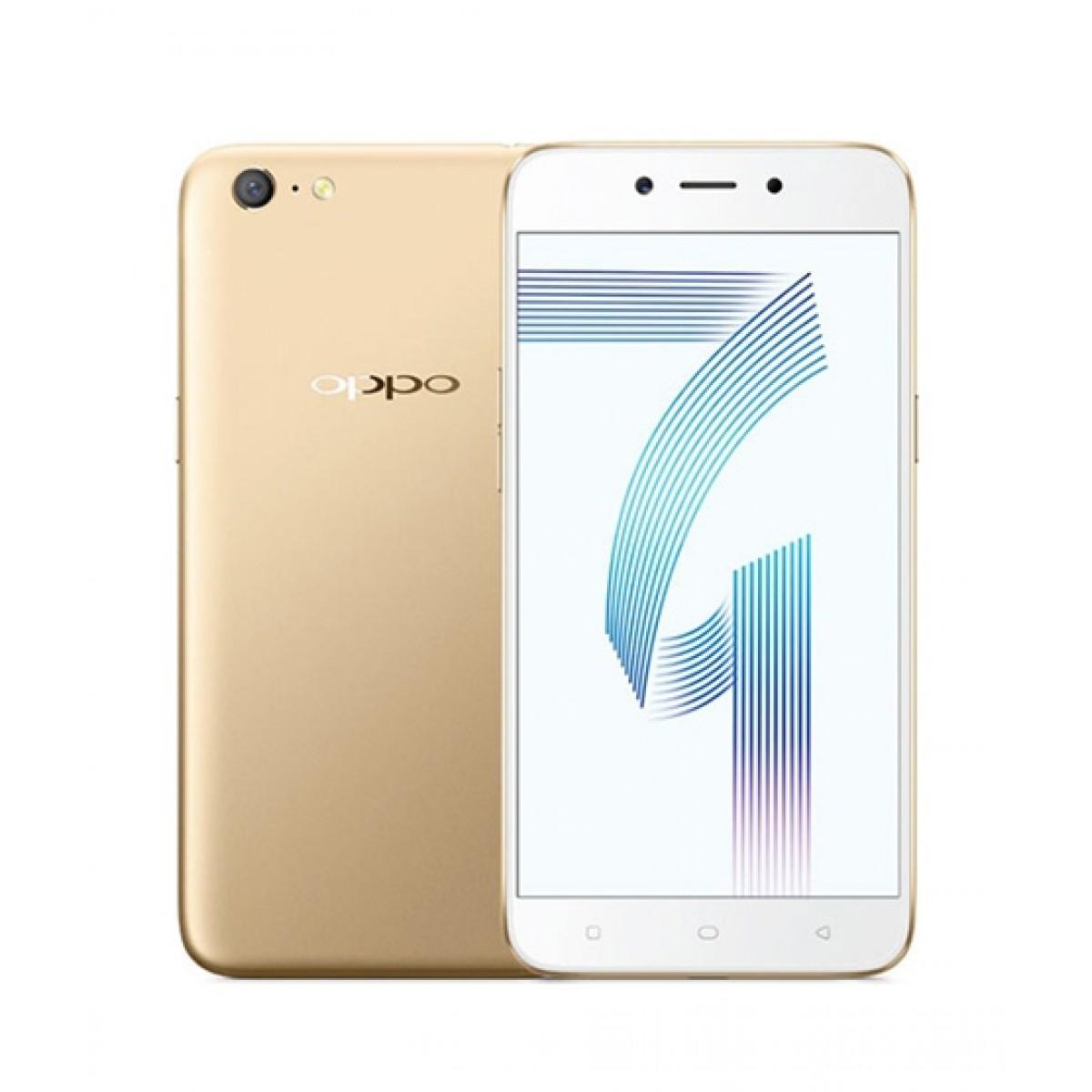 Oppo A71 16GB Dual Sim Gold