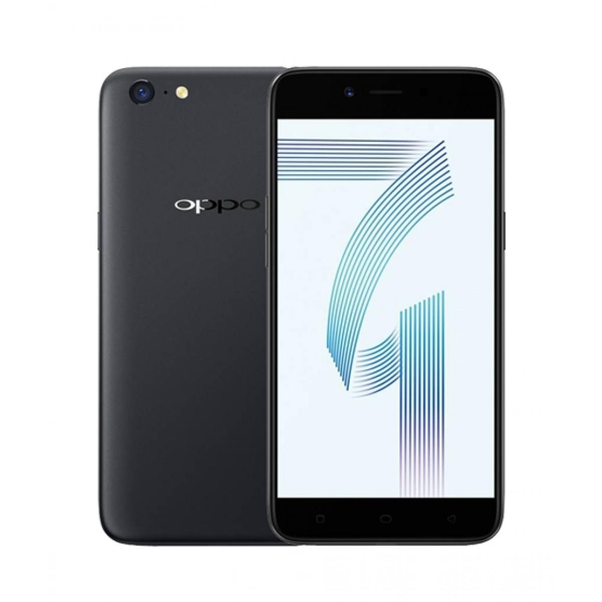 OPPO A71 2018 16GB 2GB RAM Dual Sim Black