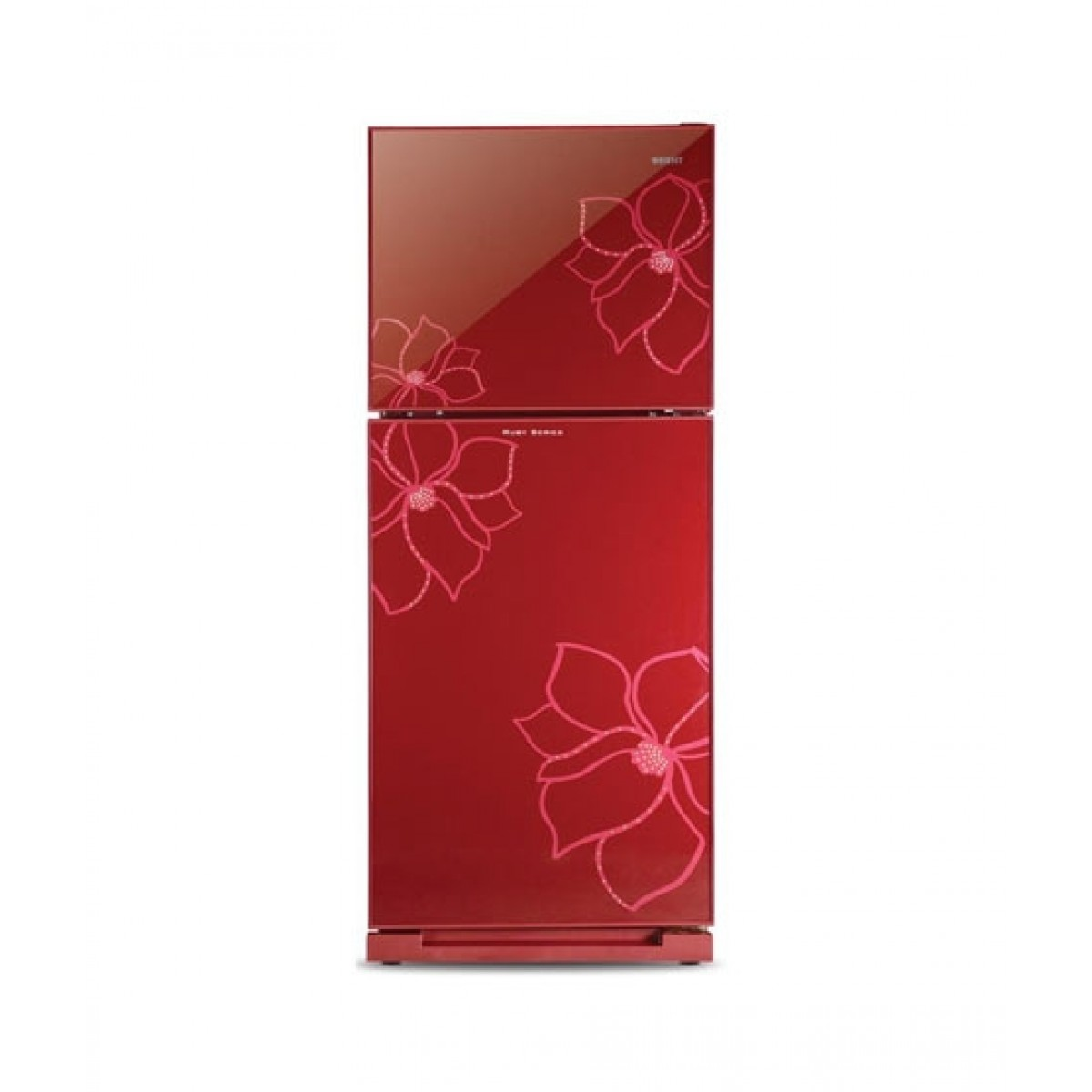 Orient Diamond 540 Freezer-on-Top Refrigerator 19 Cu Ft Red (68750-ZB)