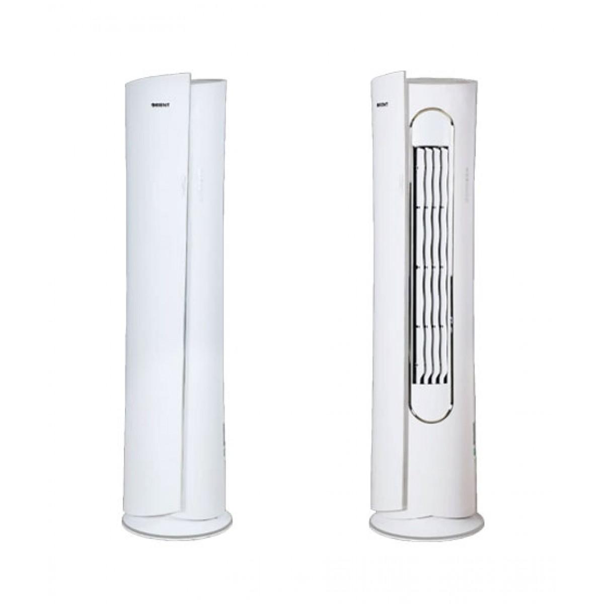 Orient Inverter Floor Standing Air Conditioner 2.0 Ton Sand White (Premier-24G)