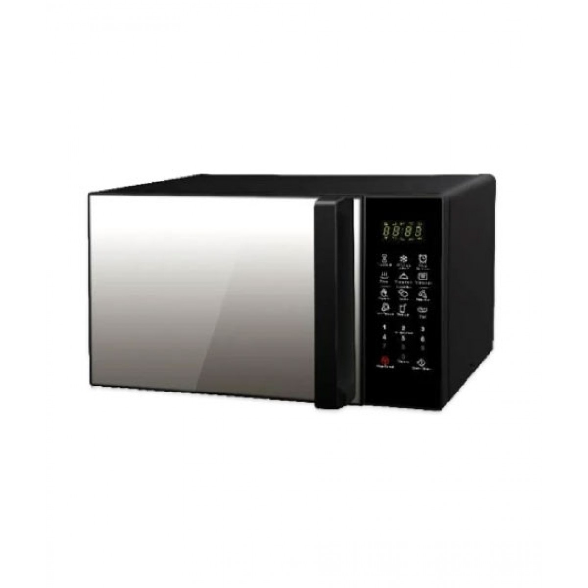 Orient Muffin Microwave Oven 30 Ltr Grill Black