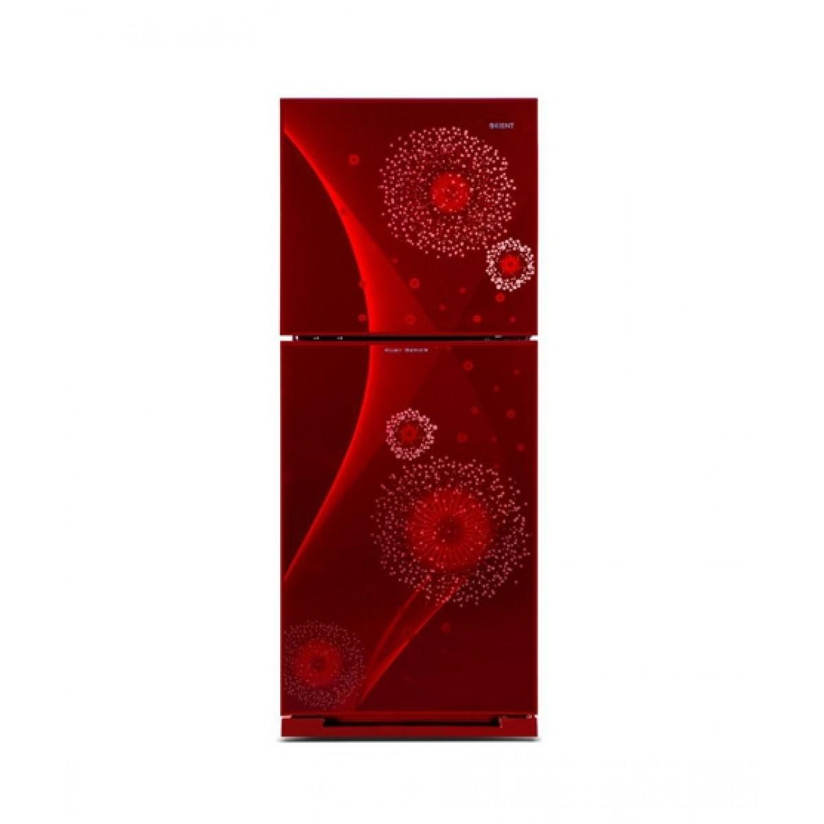 Orient Diamond 380 Freezer-on-Top Refrigerator 13 Cu Ft Planet Red (6057-2.1)
