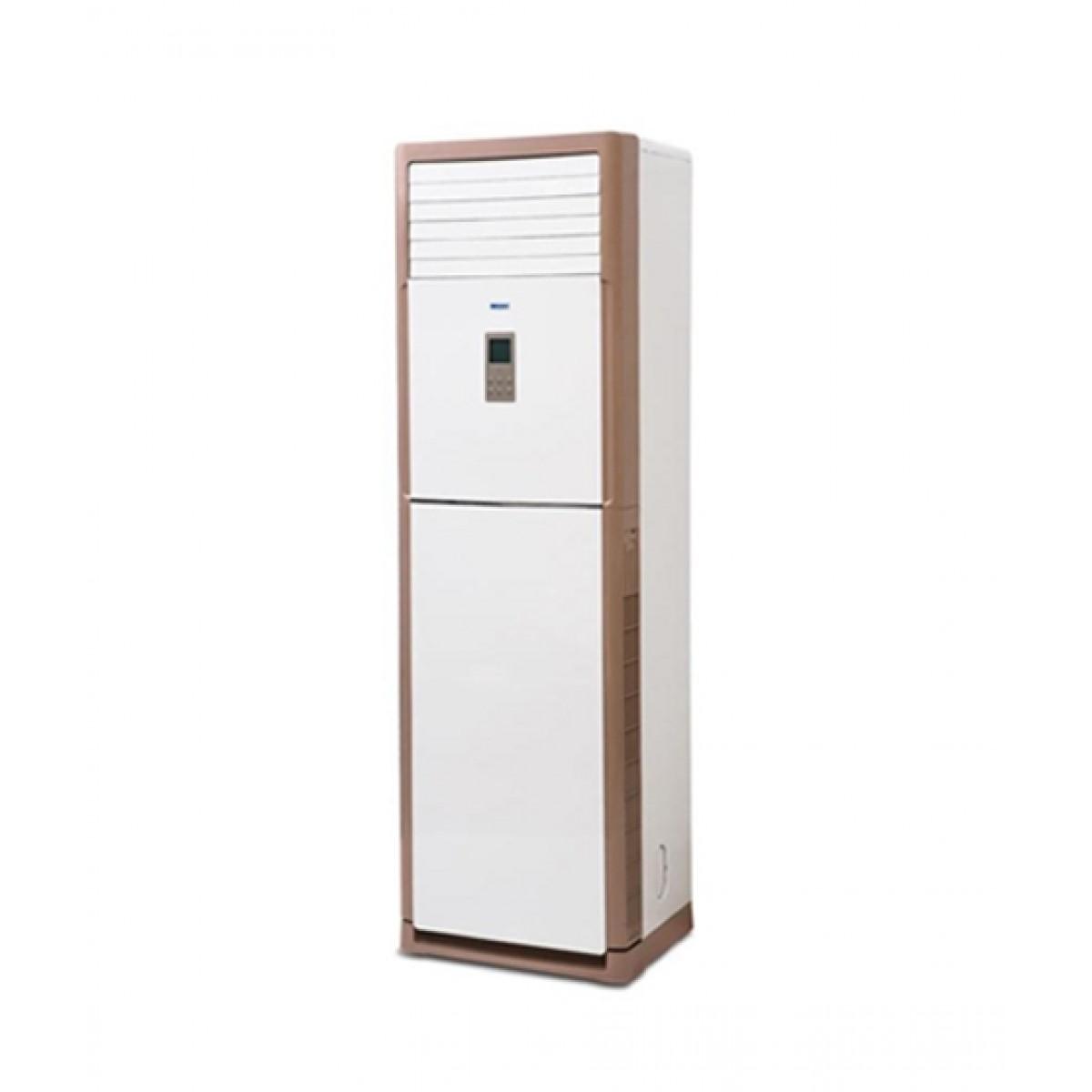 Orient Supreme DC Inverter Floor Standing Air Conditioner 2.0 Ton Gold White (24)