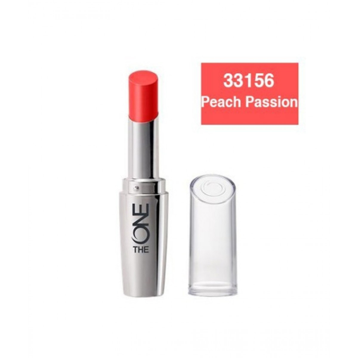 Oriflame Sweden The One Colour Obsession Lipstick Peach Passion (35156)