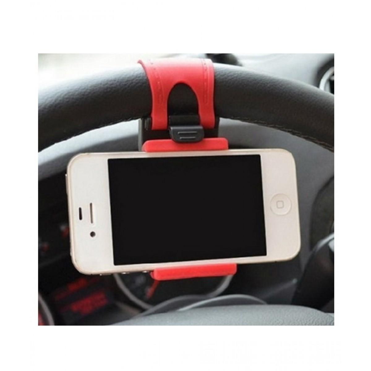 ORO Store Car Steering Wheel Mobile Holder