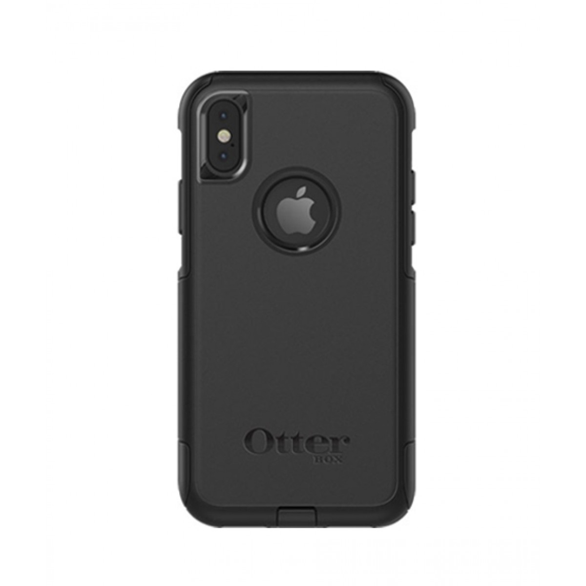 reputable site 08803 7f64c OtterBox Commuter Series Black Case For iPhone X/XS