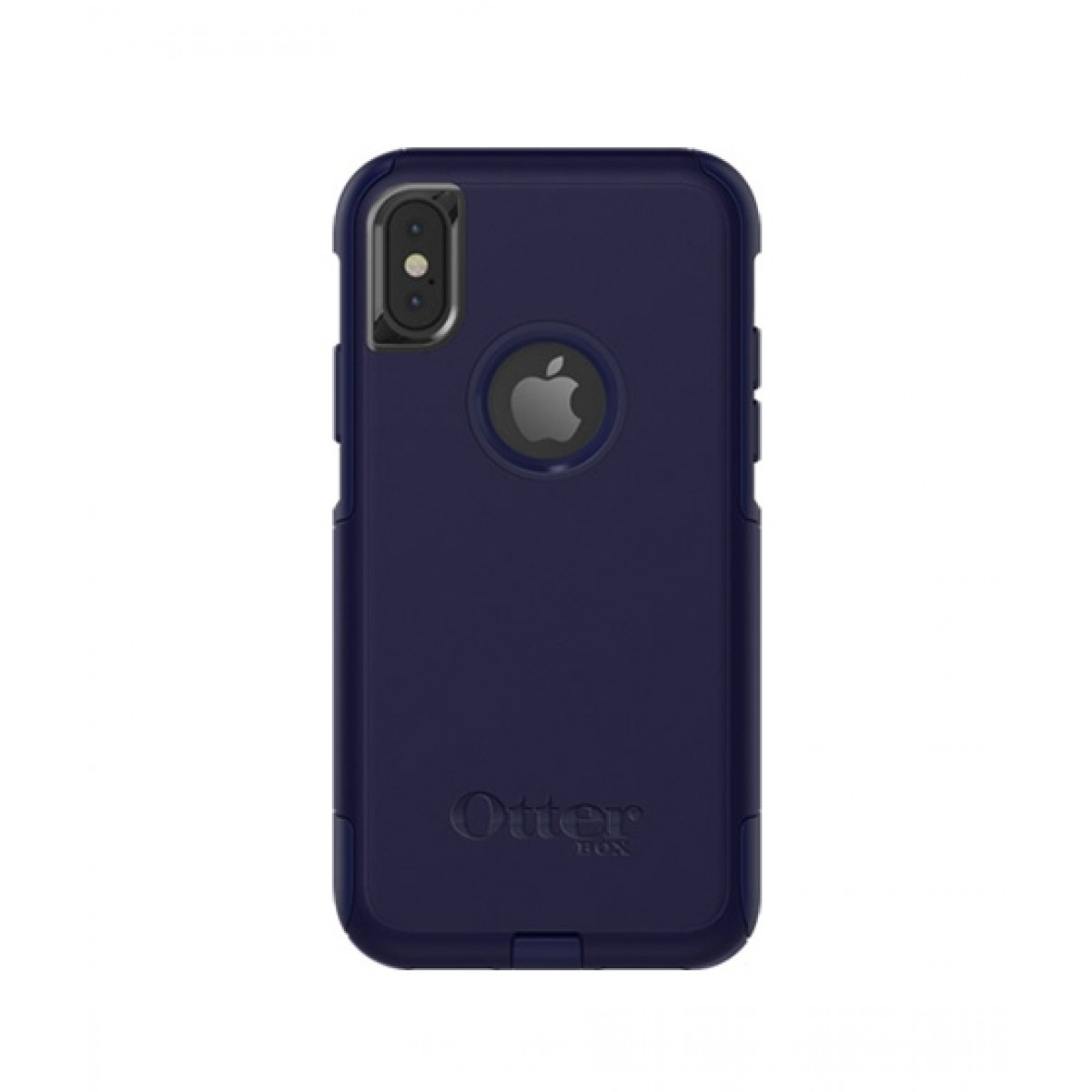superior quality ada0d 835b9 OtterBox Commuter Series Indigo Way Blue Case For iPhone XS